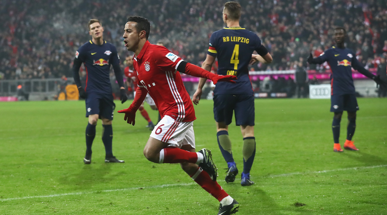 Watch: Bayern Munich seizes control vs. RB Leipzig in battle for first place