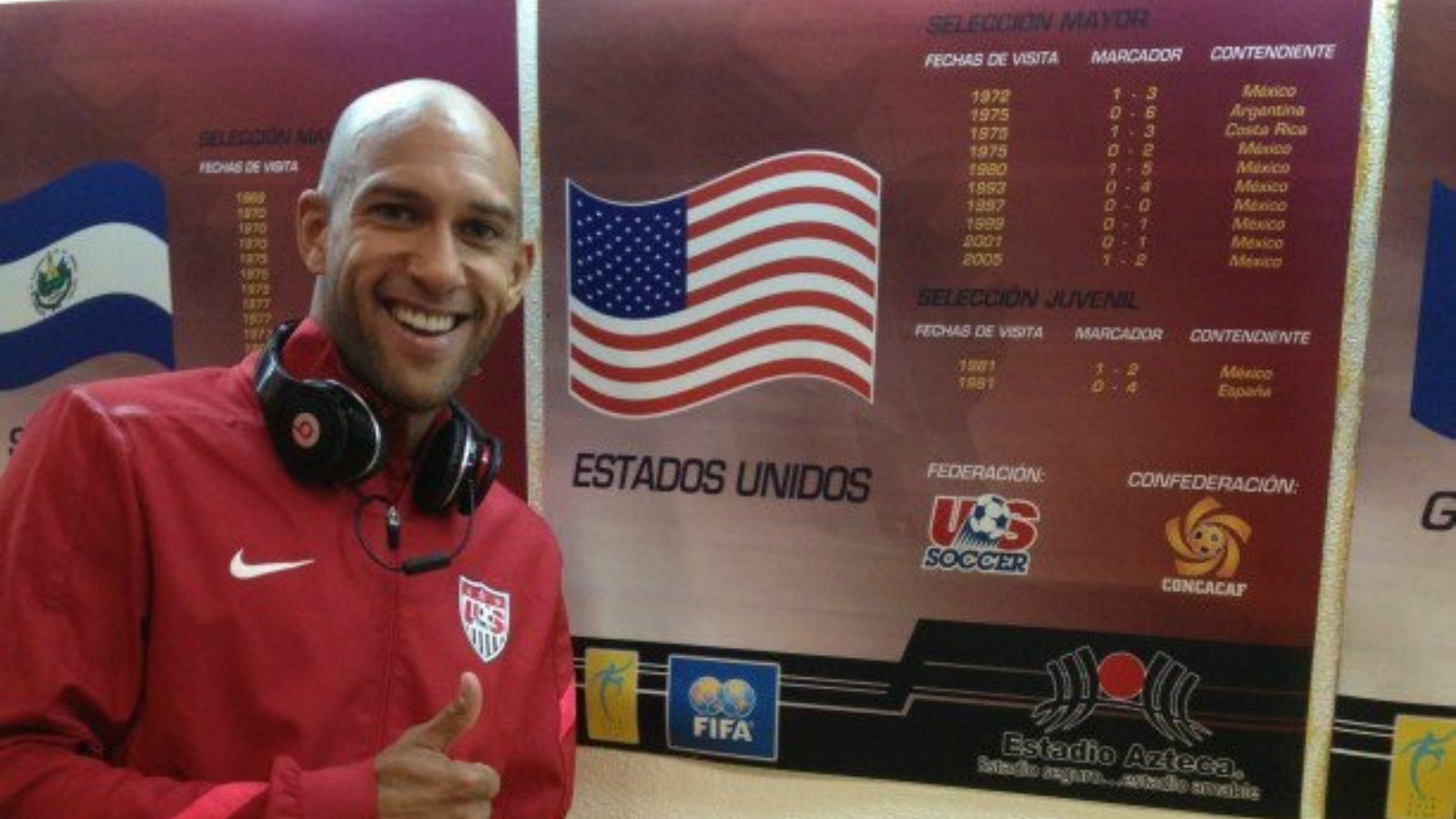 Tim Howard shares a great story on how much winning at Estadio Azteca means to the USMNT