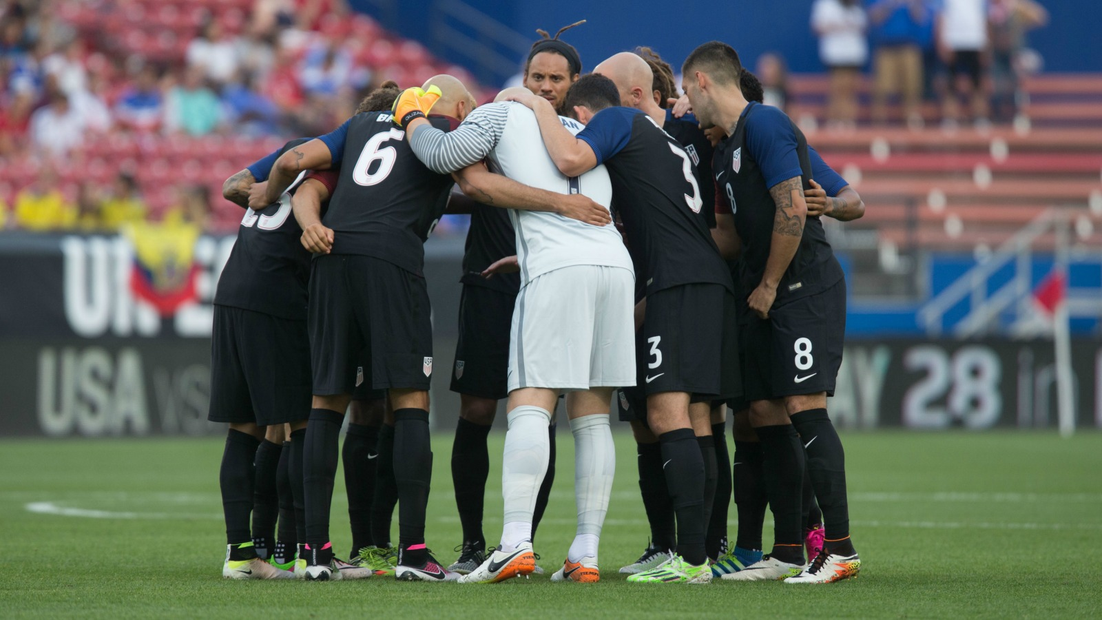 The one thing the USMNT may have learned from their friendly vs. Ecuador