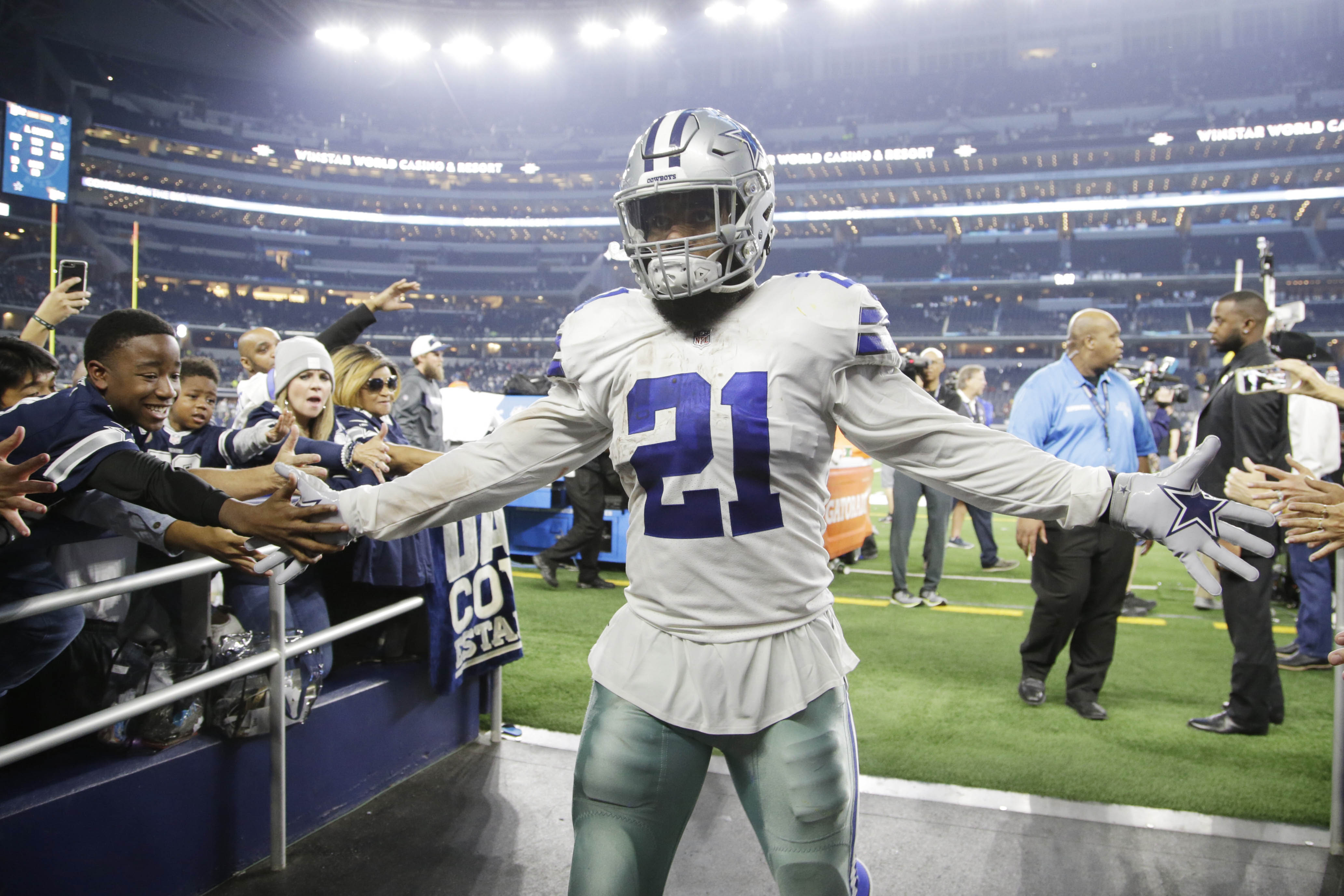 Dallas Cowboys - New Orleans Saints Preview - By The Numbers