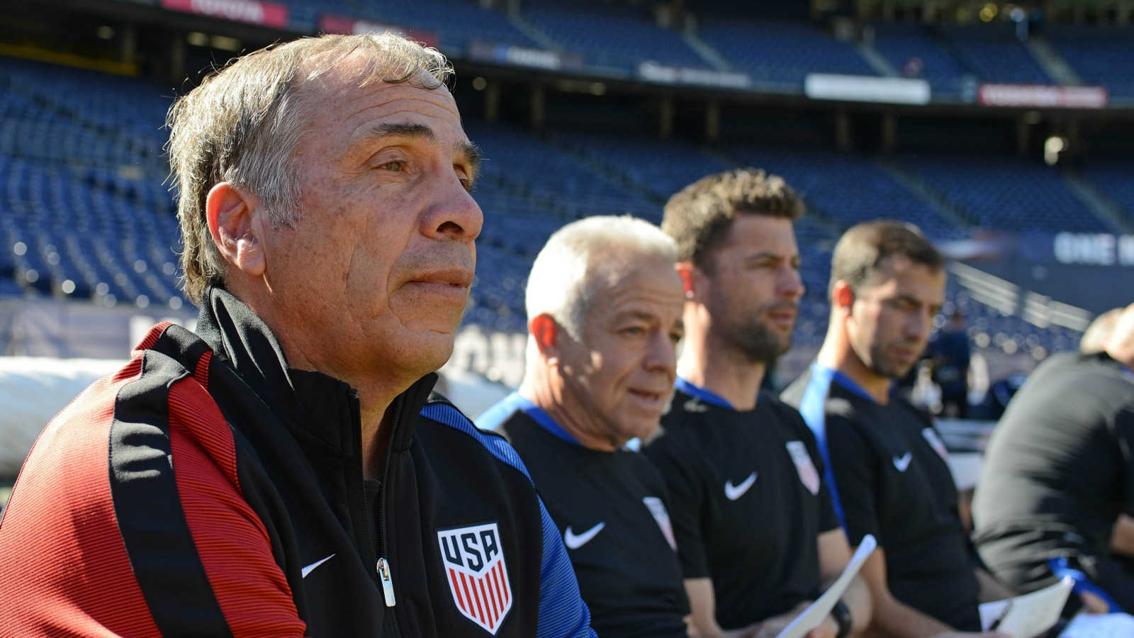 5 things we learned about how Bruce Arena will manage the USMNT from Sunday's friendly