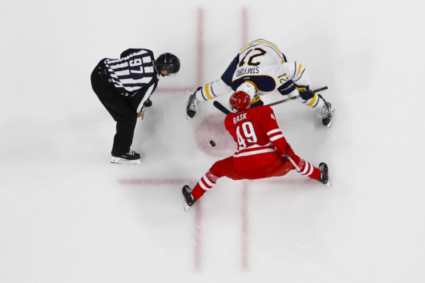 Carolina Hurricanes Stat Review: Buffalo Sabres Edition
