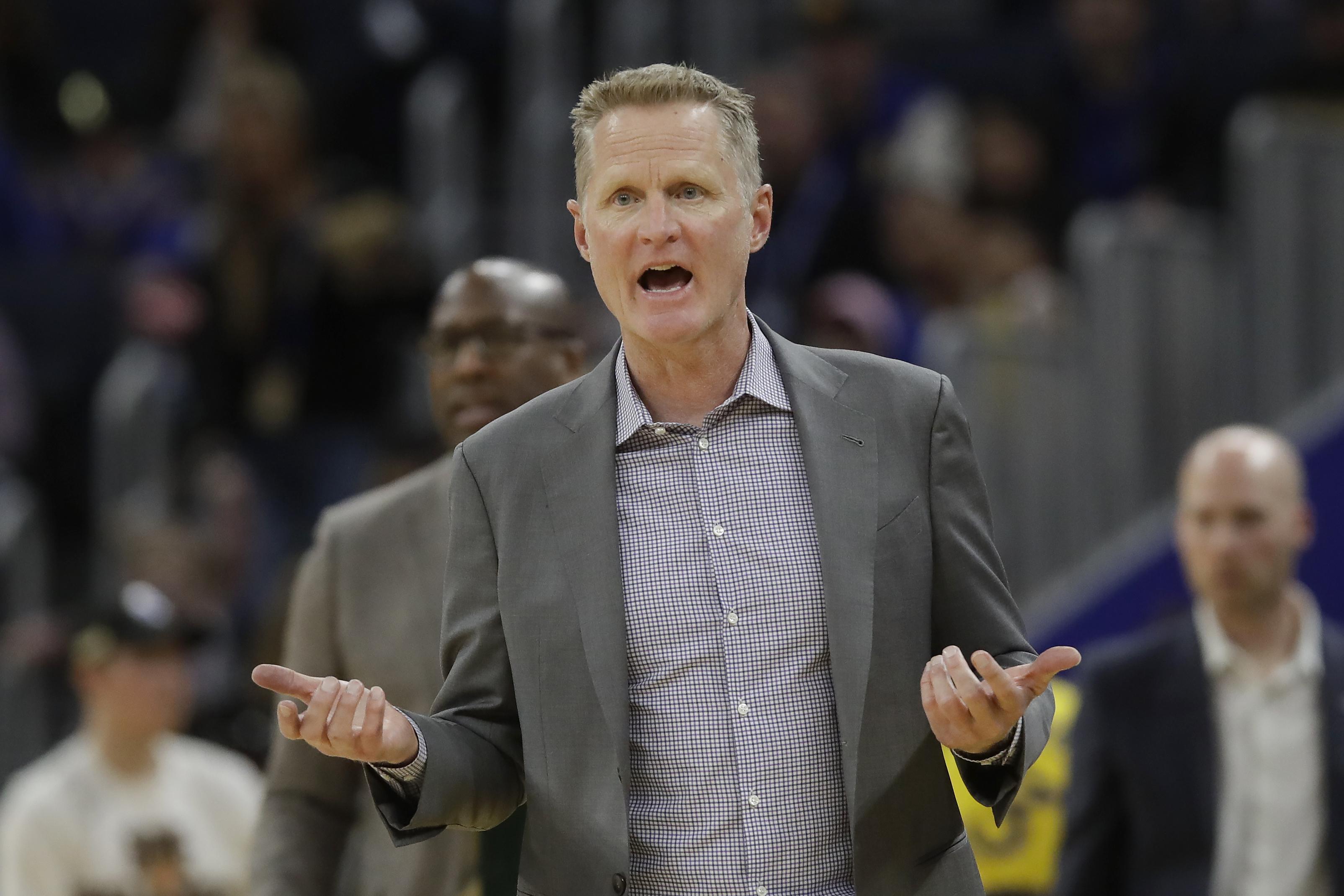 Kerr says USA Basketball still planning for Tokyo 2020