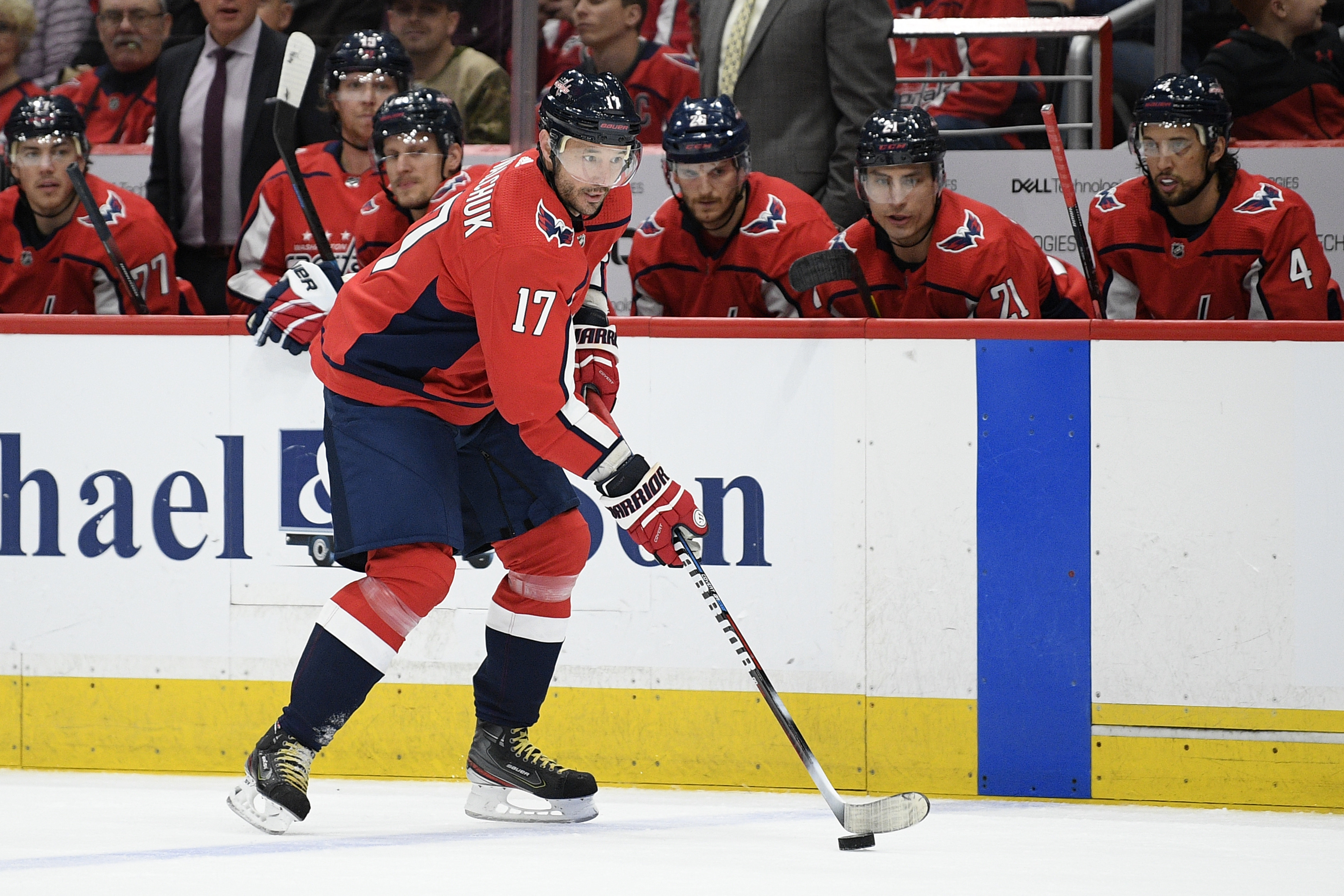 Kovalchuk finds home with Capitals after whirlwind journey