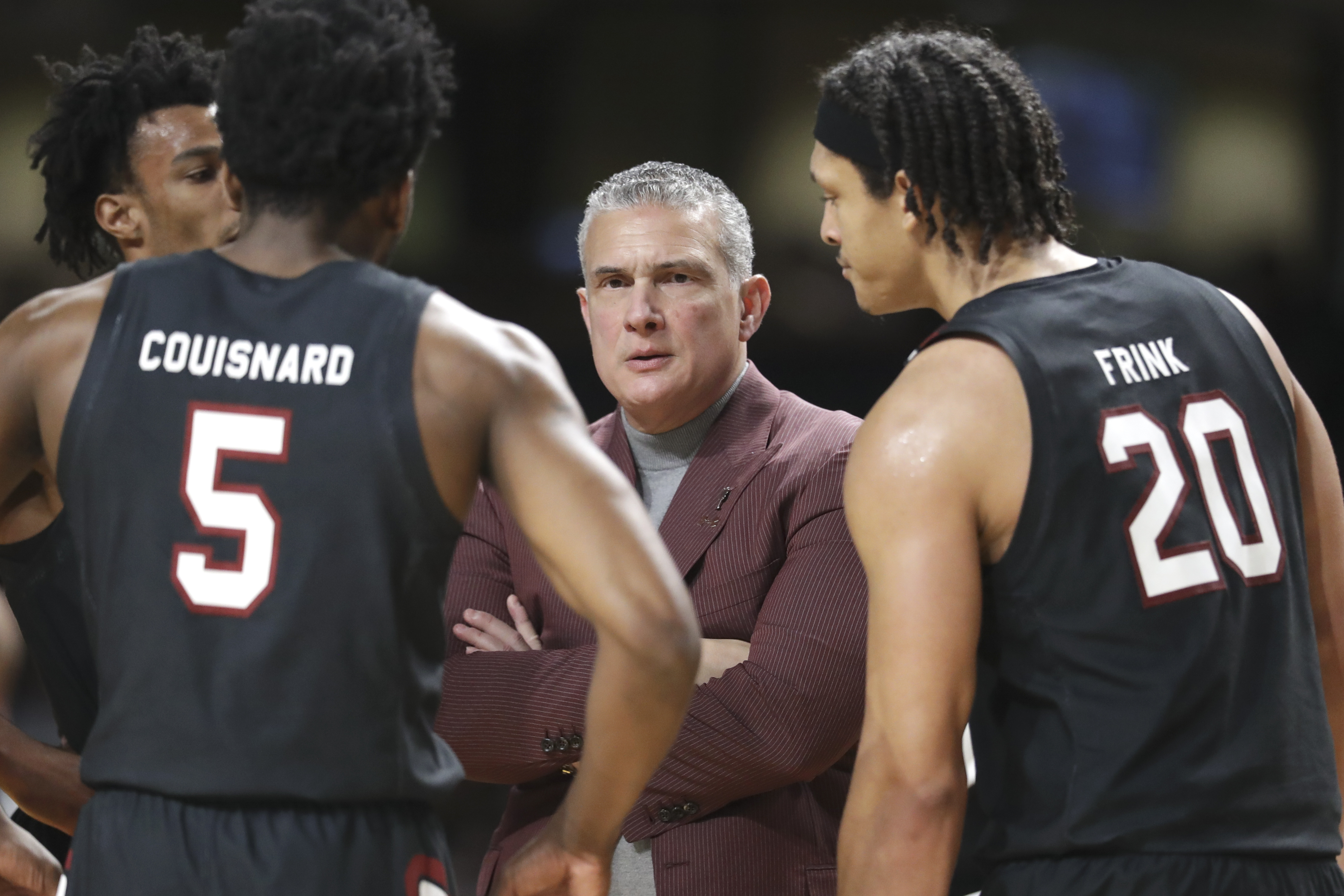 College basketball coaches discuss racism, diversity