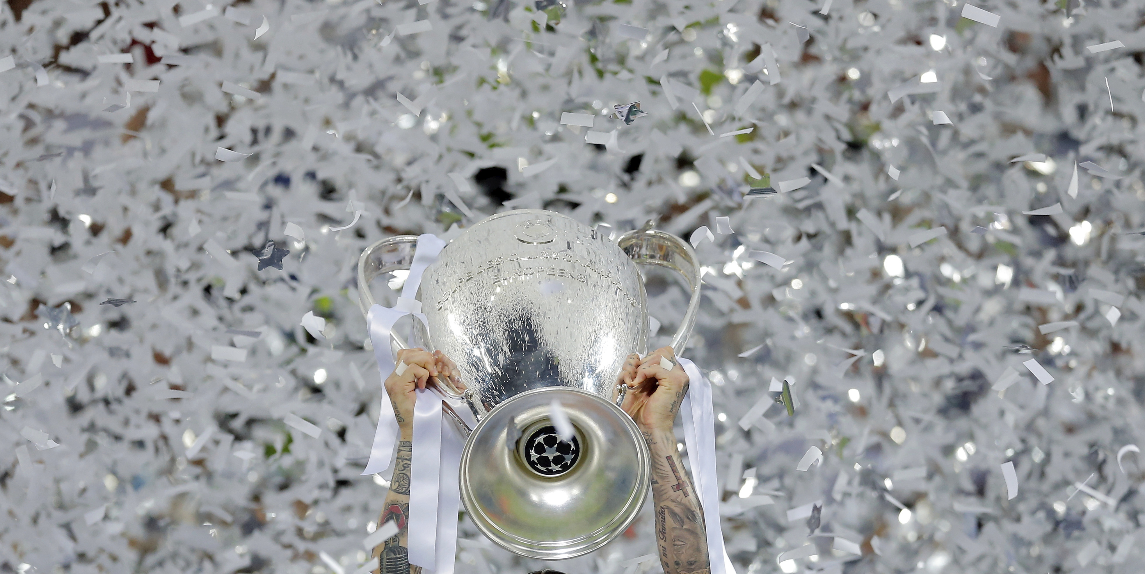 AP Source: Germany, Portugal contenders to host CL final