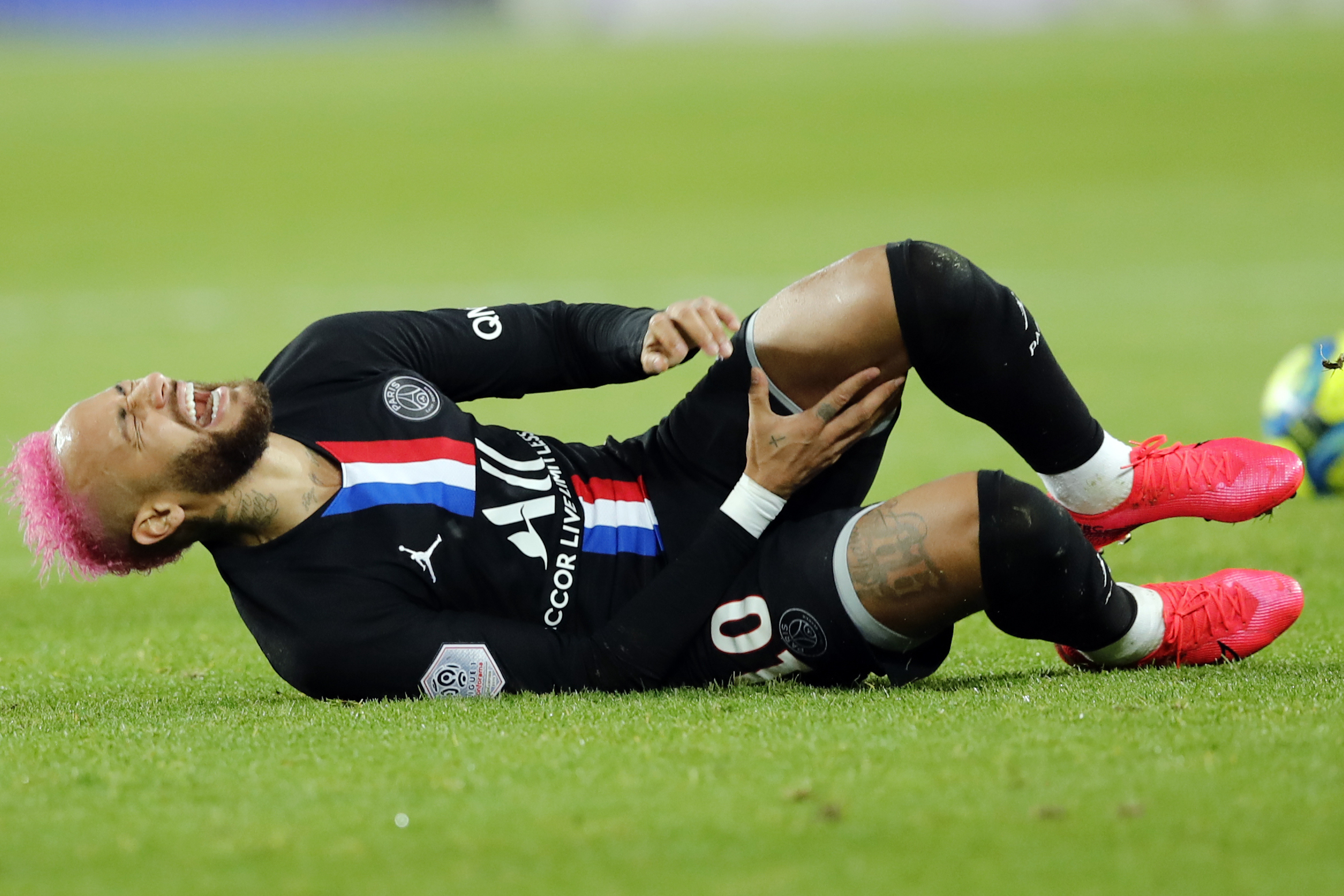 Neymar misses PSG's game at Amiens ahead of Champions League