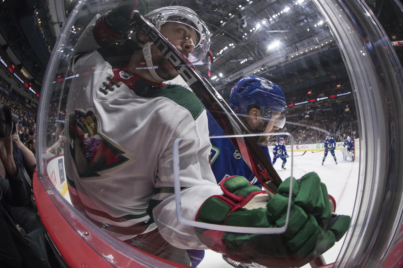 Galchenyuk scores in shootout, Wild beat Canucks 4-3