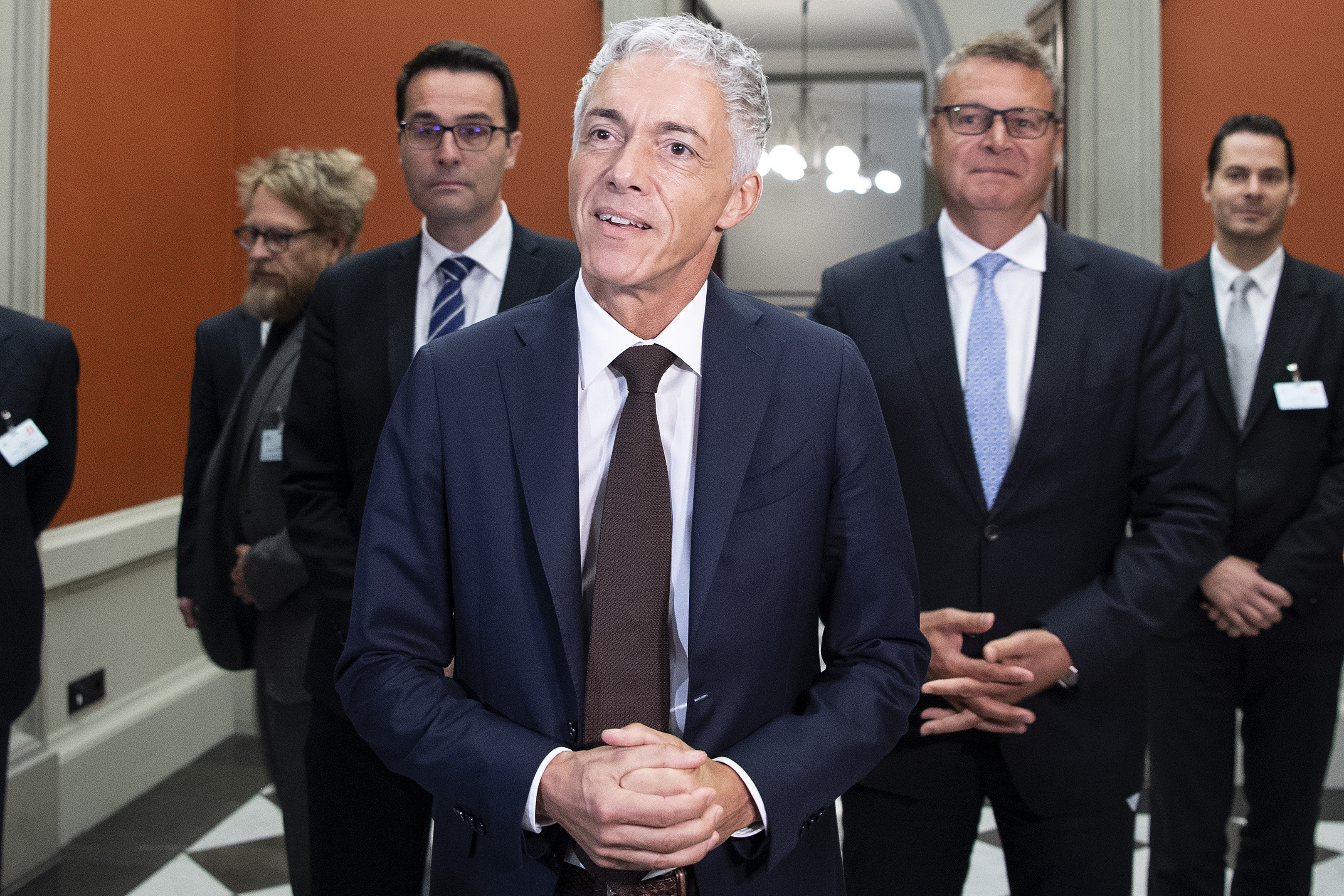 Swiss prosecutor faces impeachment process over FIFA case