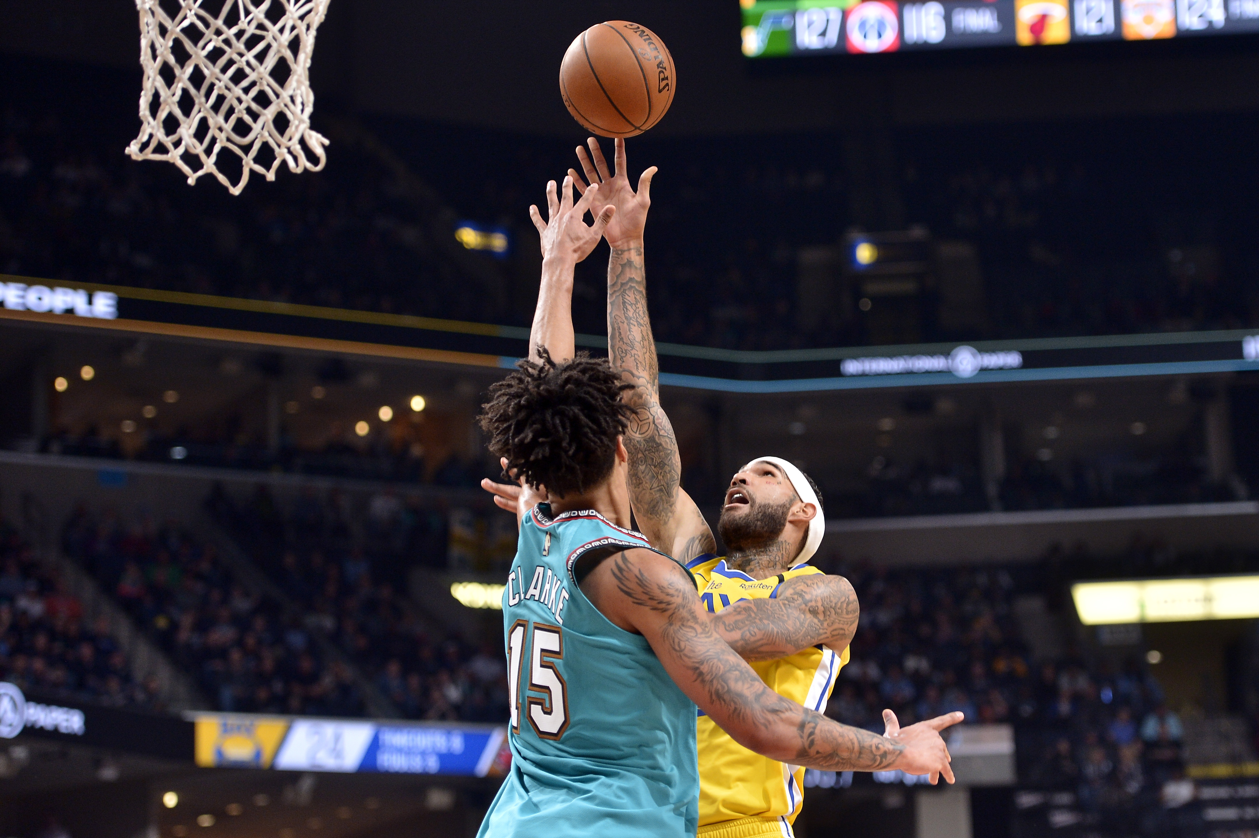 Mavs complete trade to acquire Cauley-Stein from Warriors