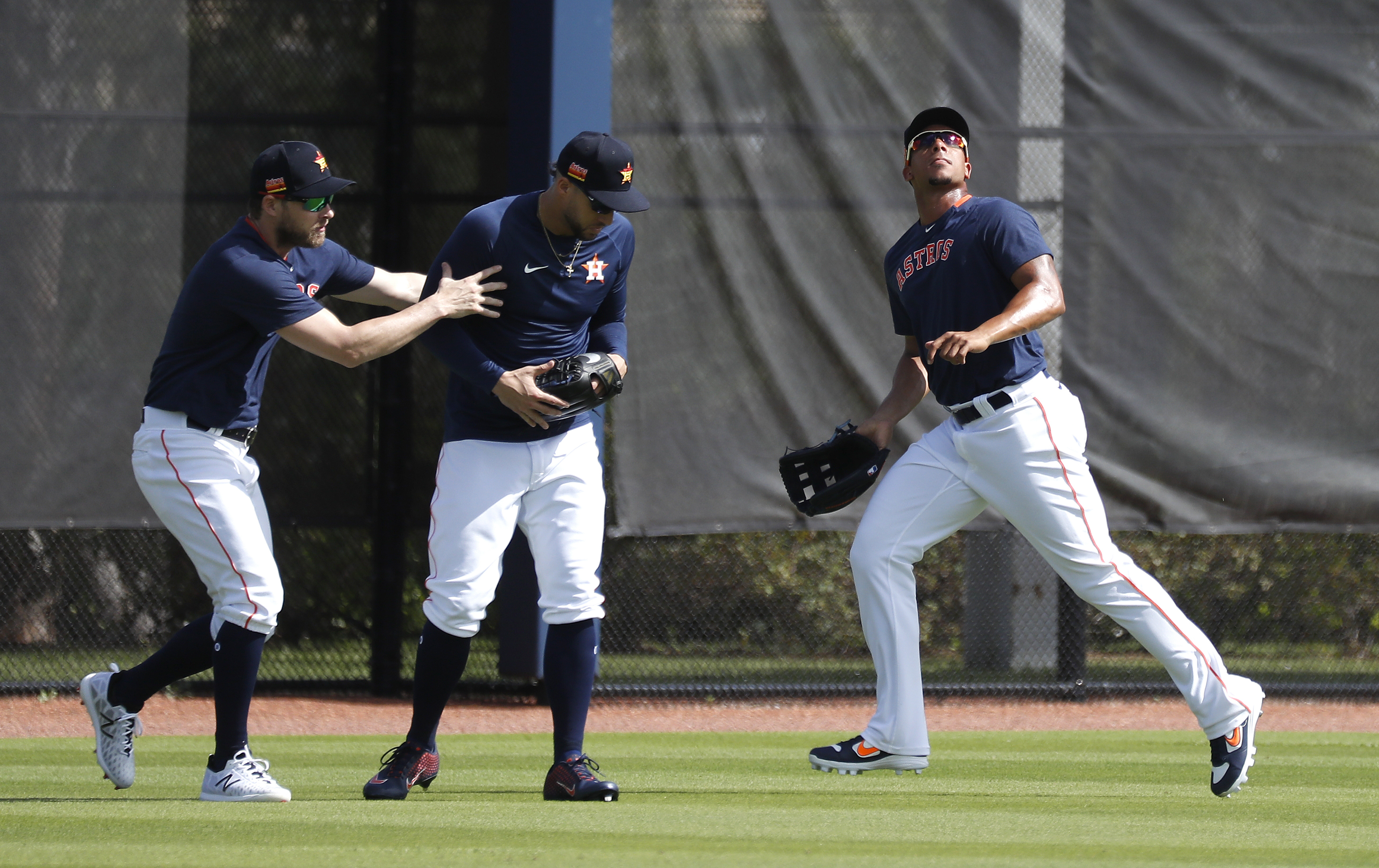 Astros' Springer wants to be more like Brantley