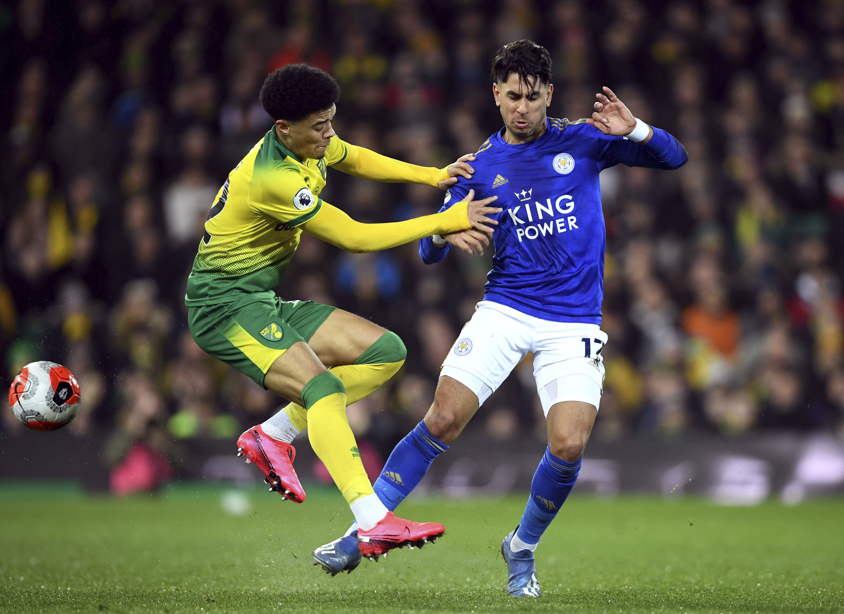 Norwich beats Leicester 1-0, boosts survival hopes in EPL
