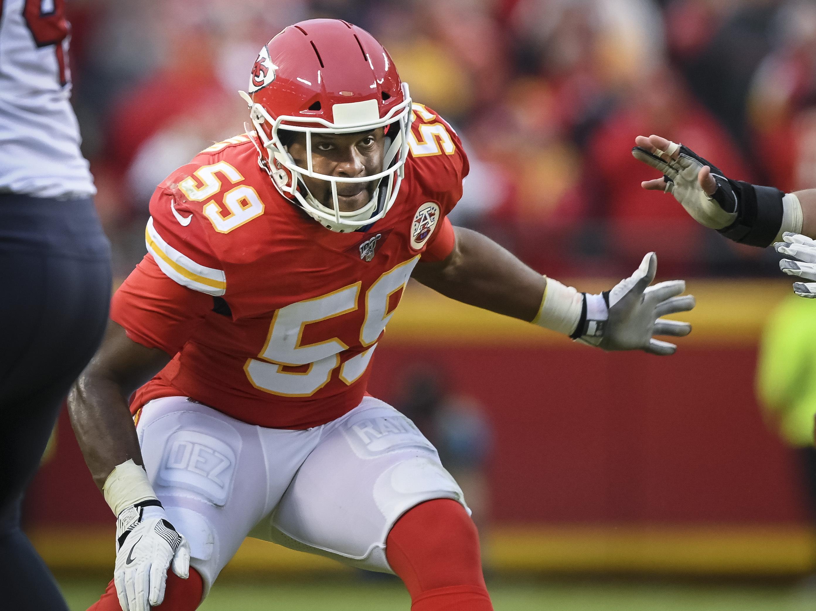 Lions reach deals with LBs Reggie Ragland, Elijah Lee