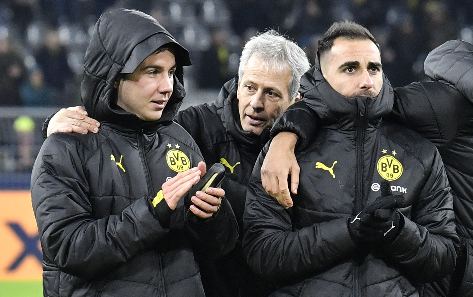 Villarreal signs Alcácer from Dortmund in record deal