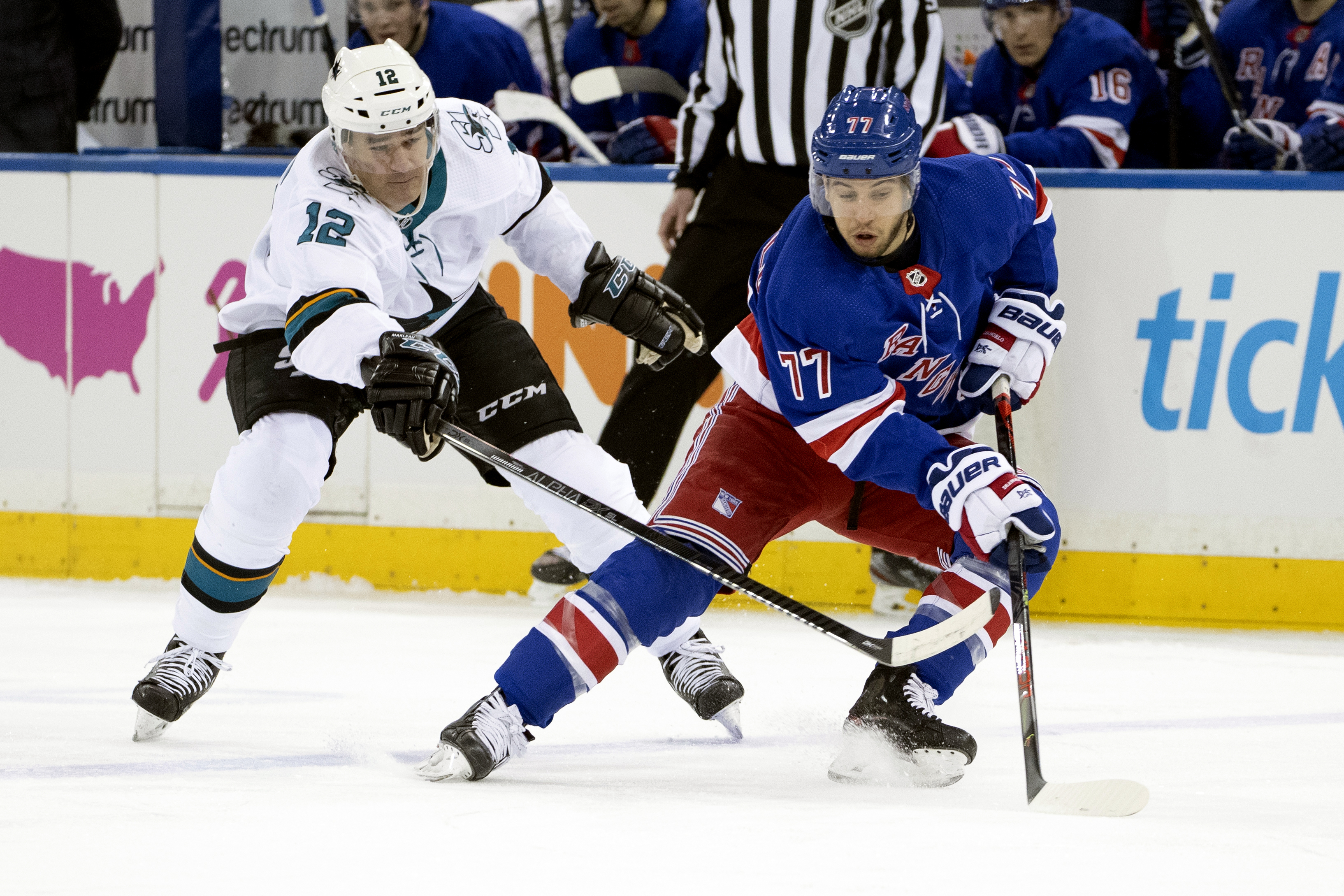Penguins acquire veteran Patrick Marleau from Sharks