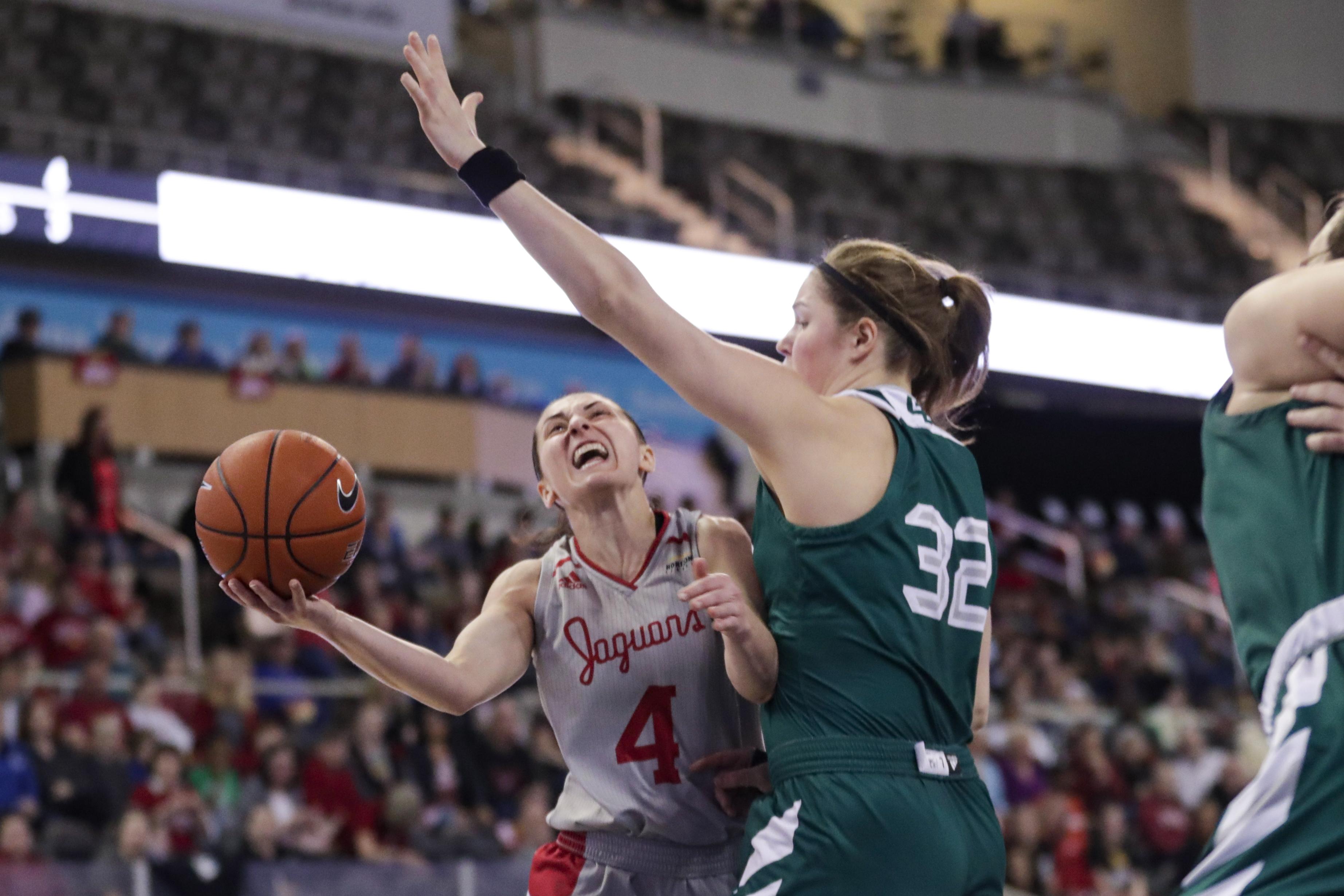 IUPUI women win Horizon for first NCAA Tournament trip