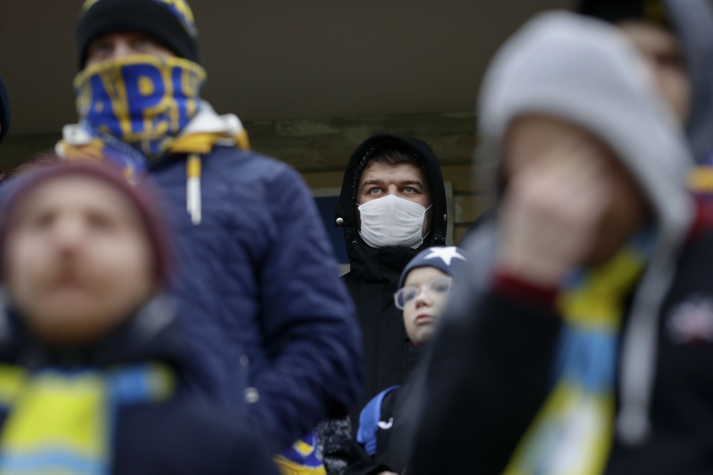 Soccer union sees rising case load amid virus shutdown