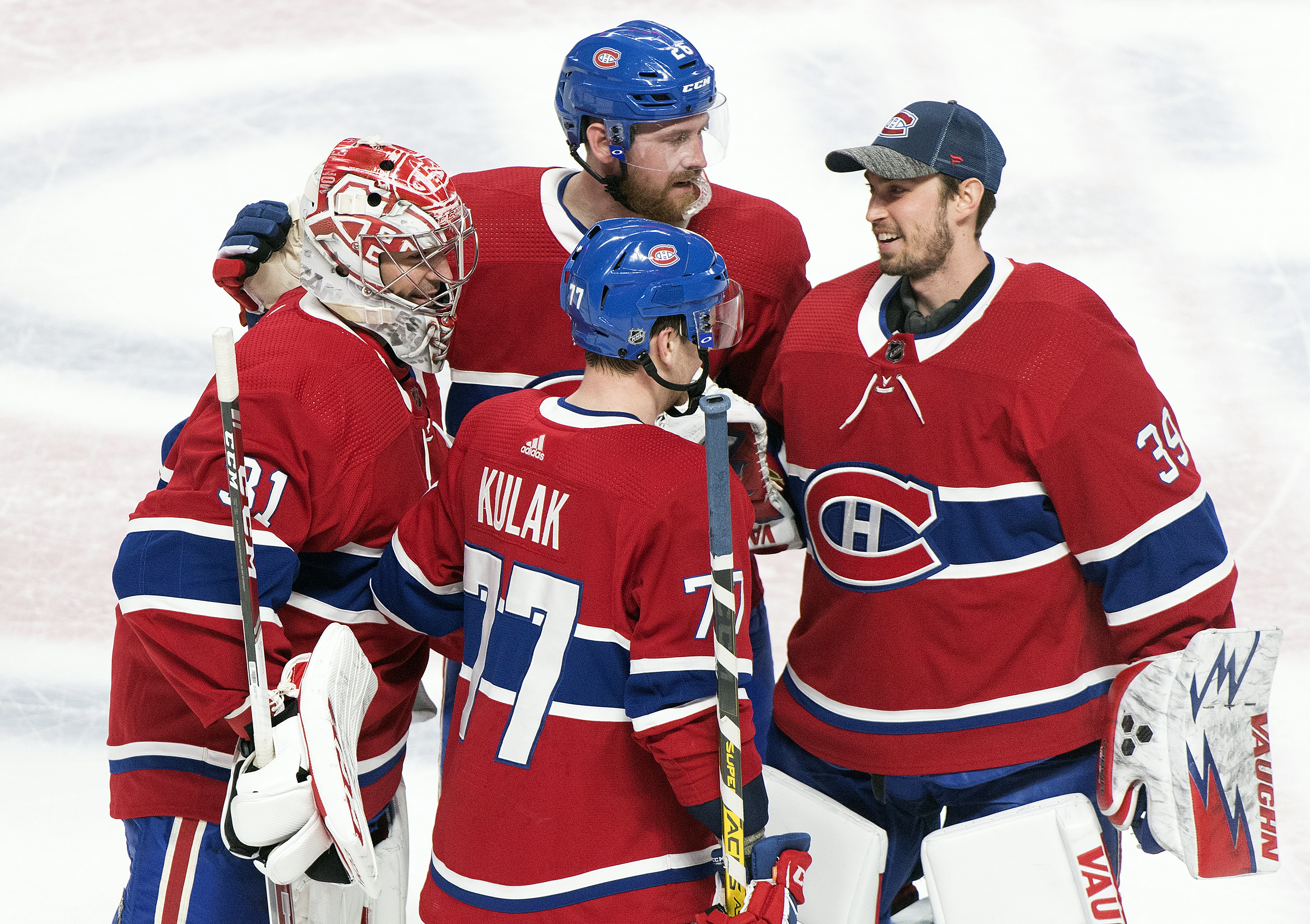 Kovalchuk scores in OT, Canadiens rally past Maple Leafs 2-1