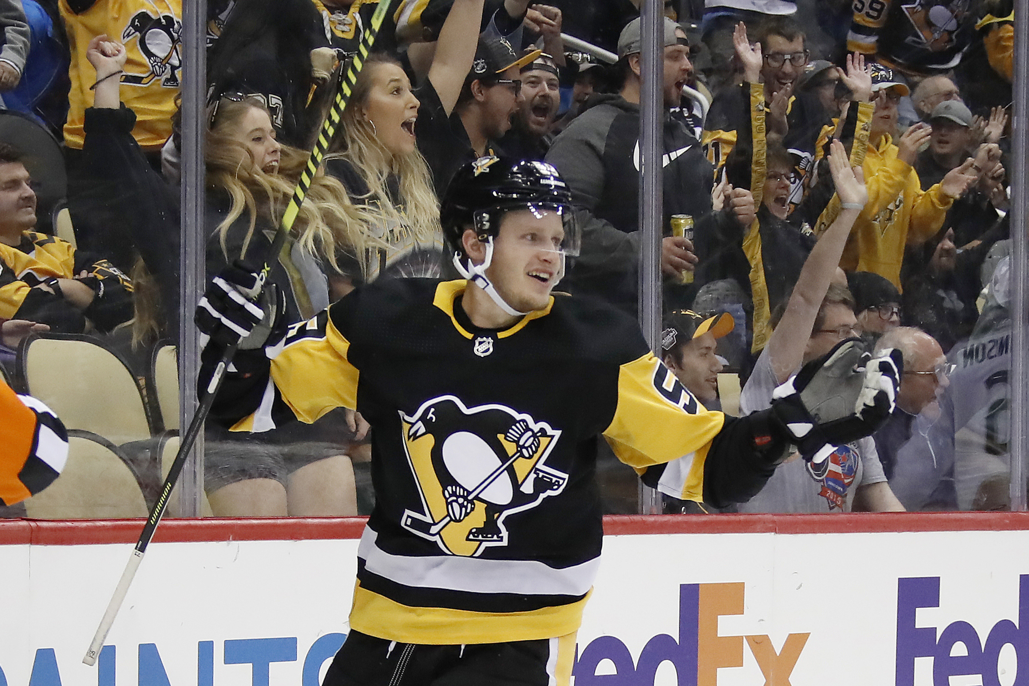 Jake's Back: Pause opens door for Pens' All-Star Guentzel