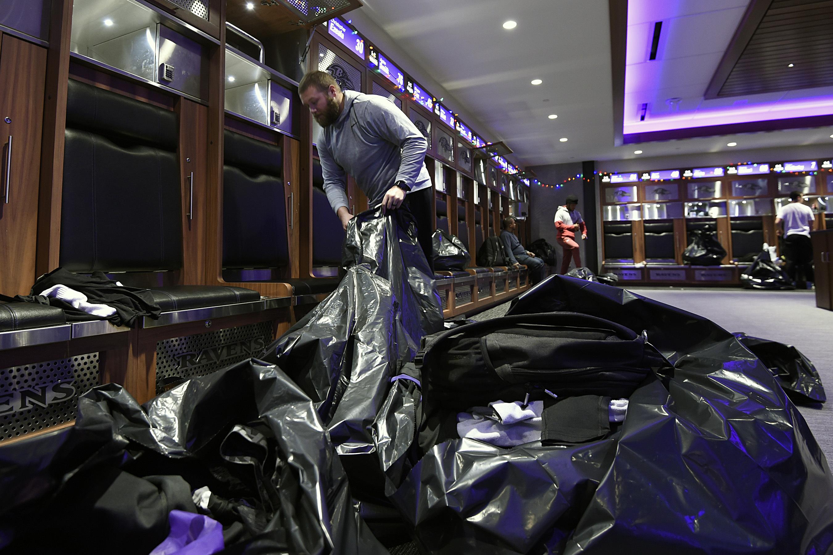 Ravens OL James Hurst suspended 4 games for PED use