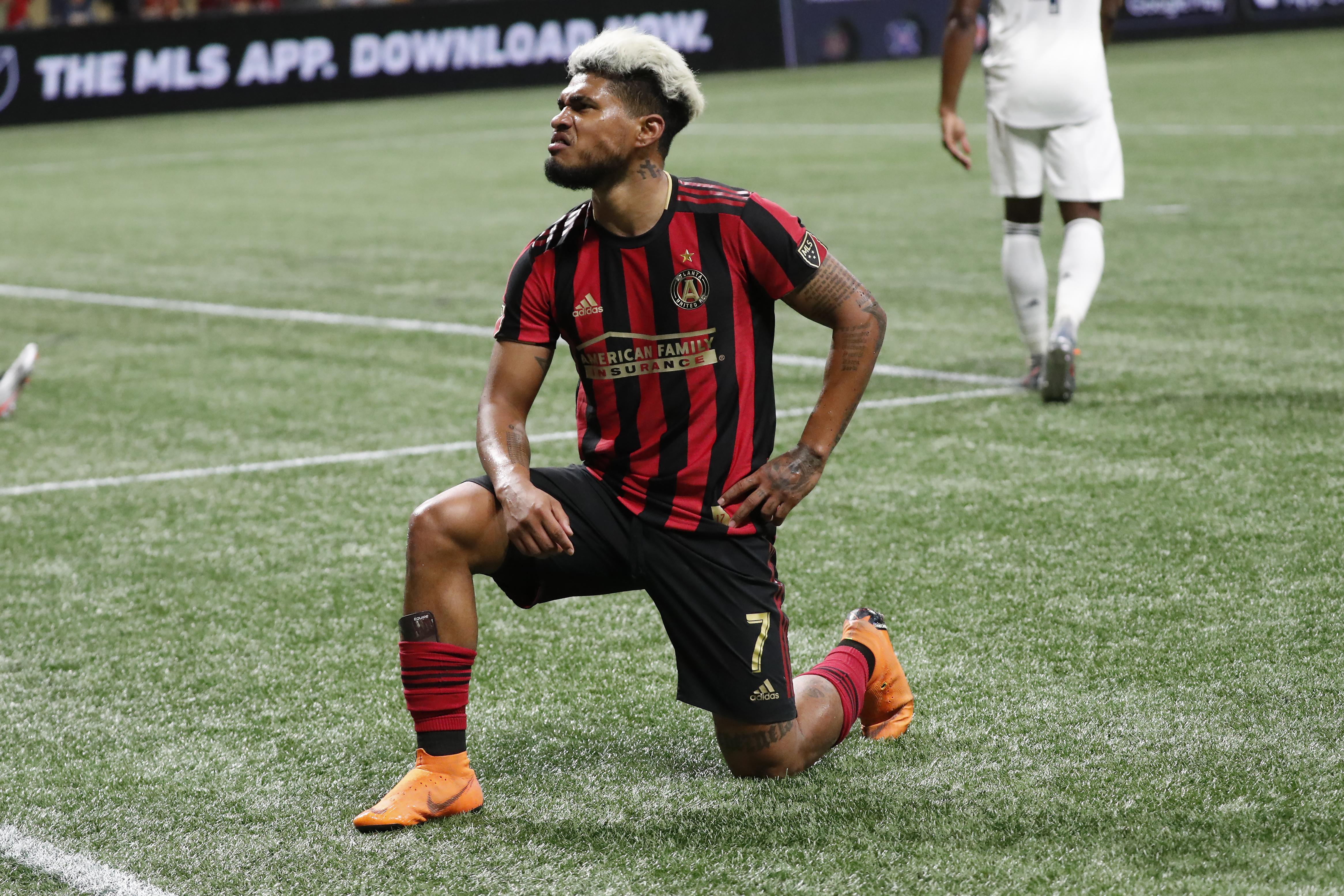 Atlanta United star Josef Martinez undergoes knee surgery