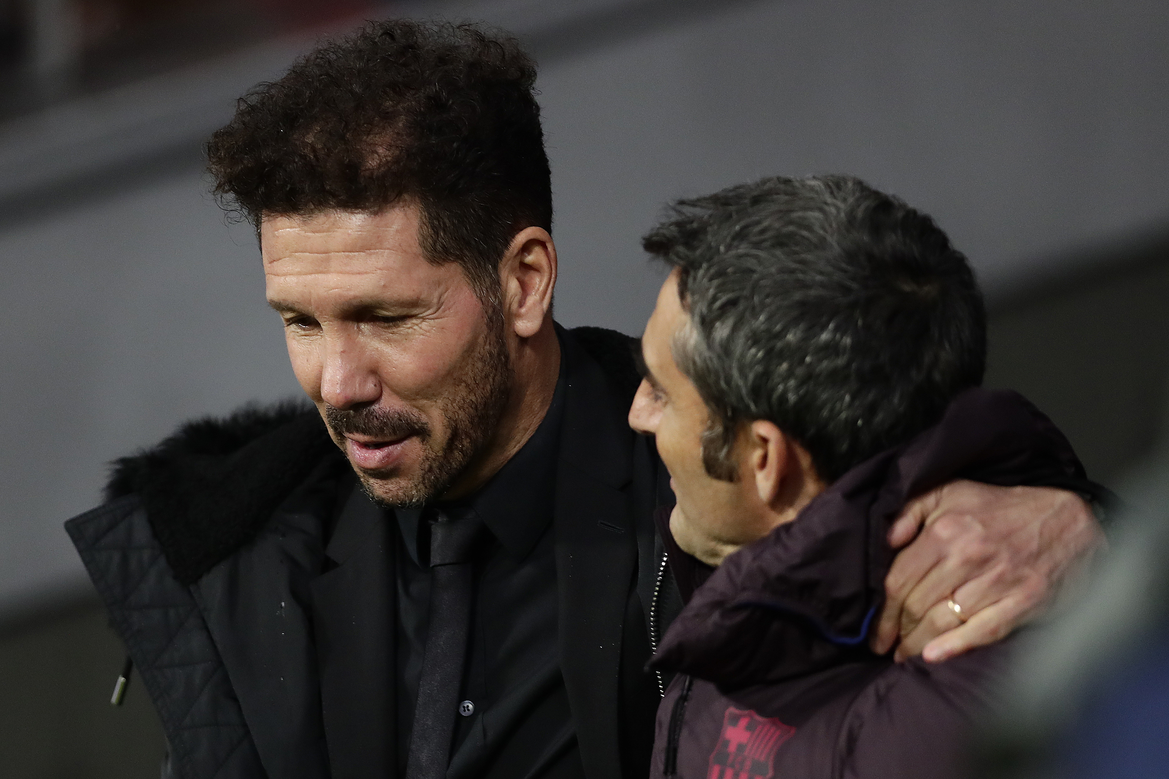 Struggling Atlético in unfamiliar territory under Simeone