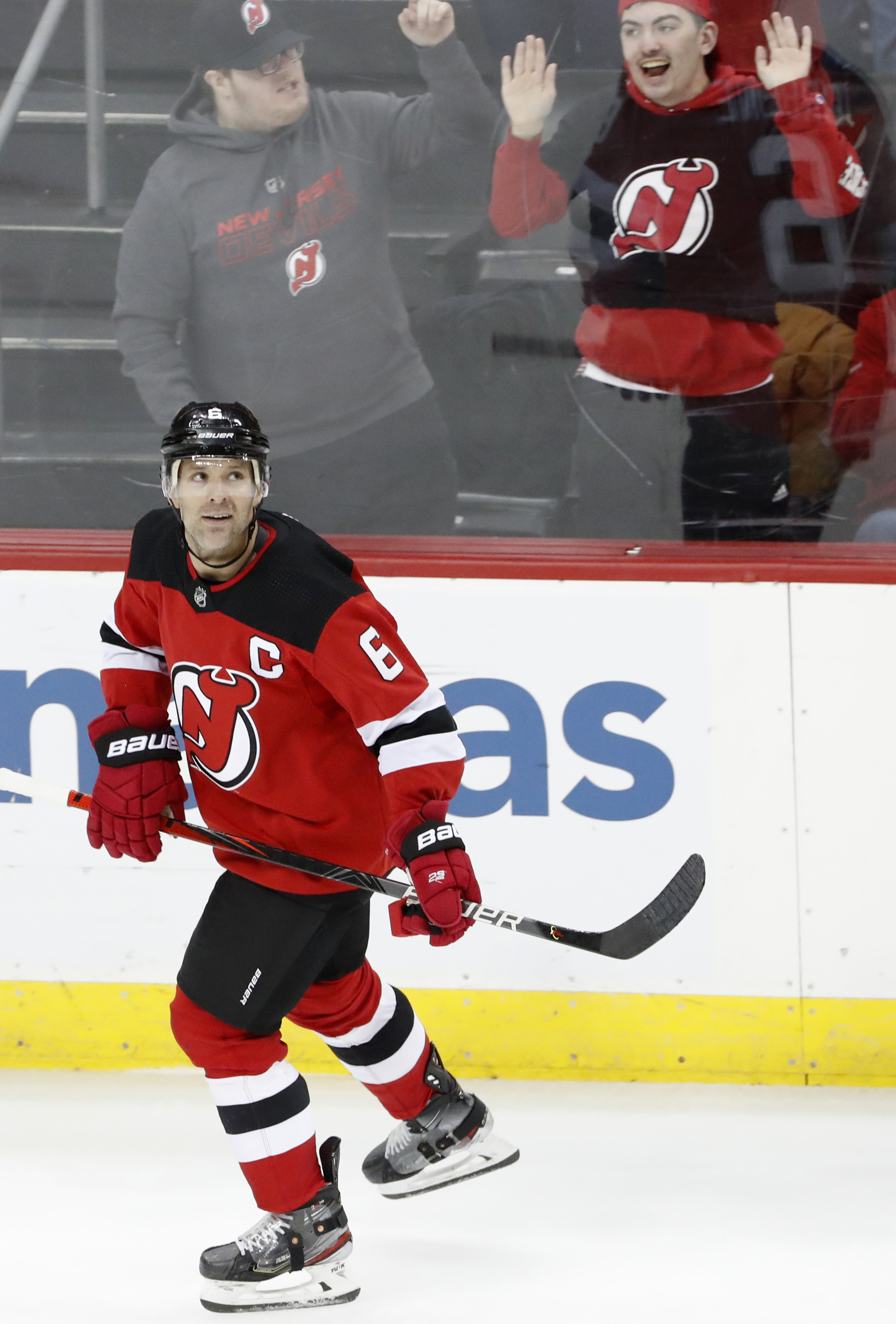 Devils trade captain Andy Greene to New York Islanders
