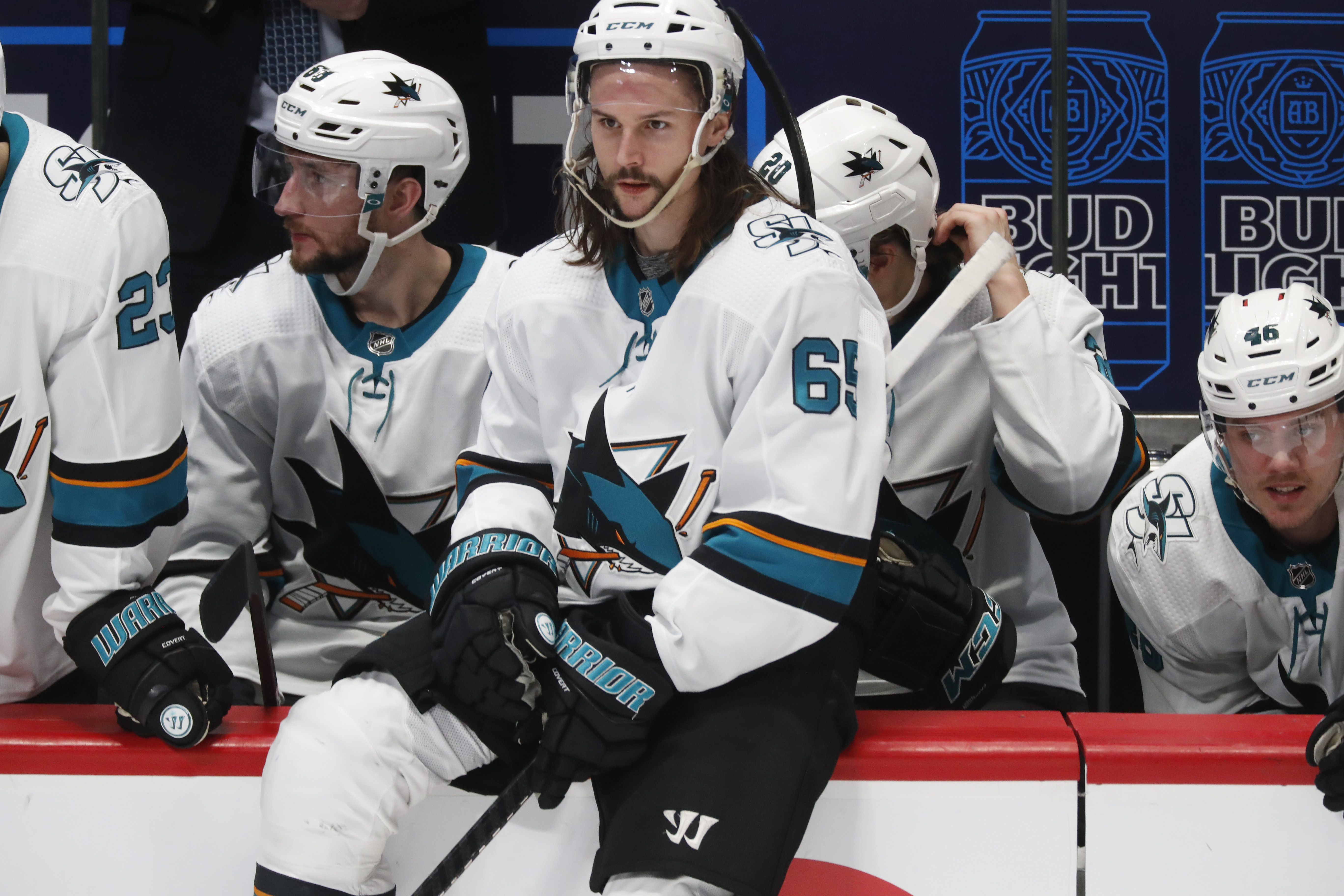 Sharks D Erik Karlsson out for season with broken thumb