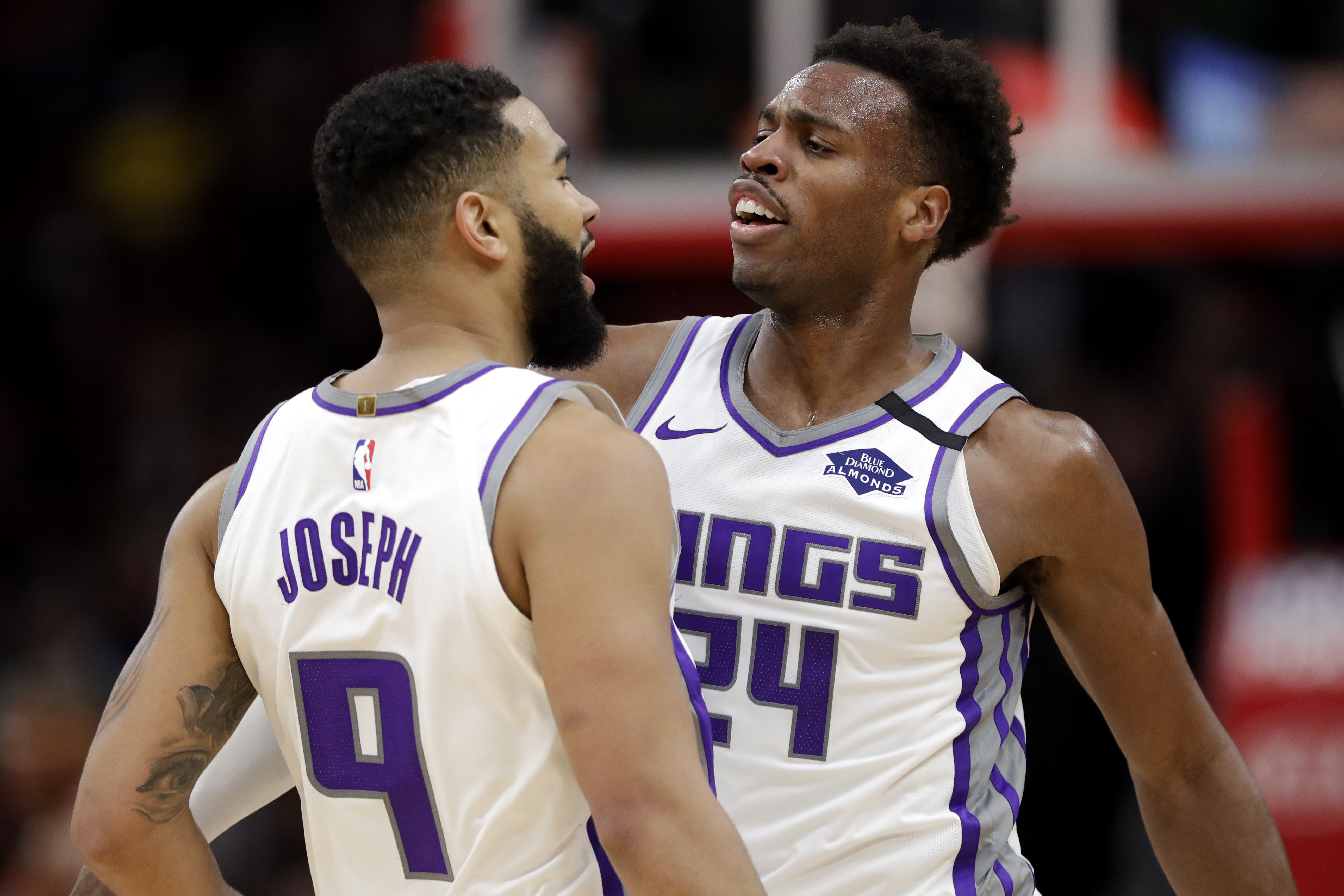 Hield scores 21, Kings beat Bulls 98-81 to snap 6-game skid
