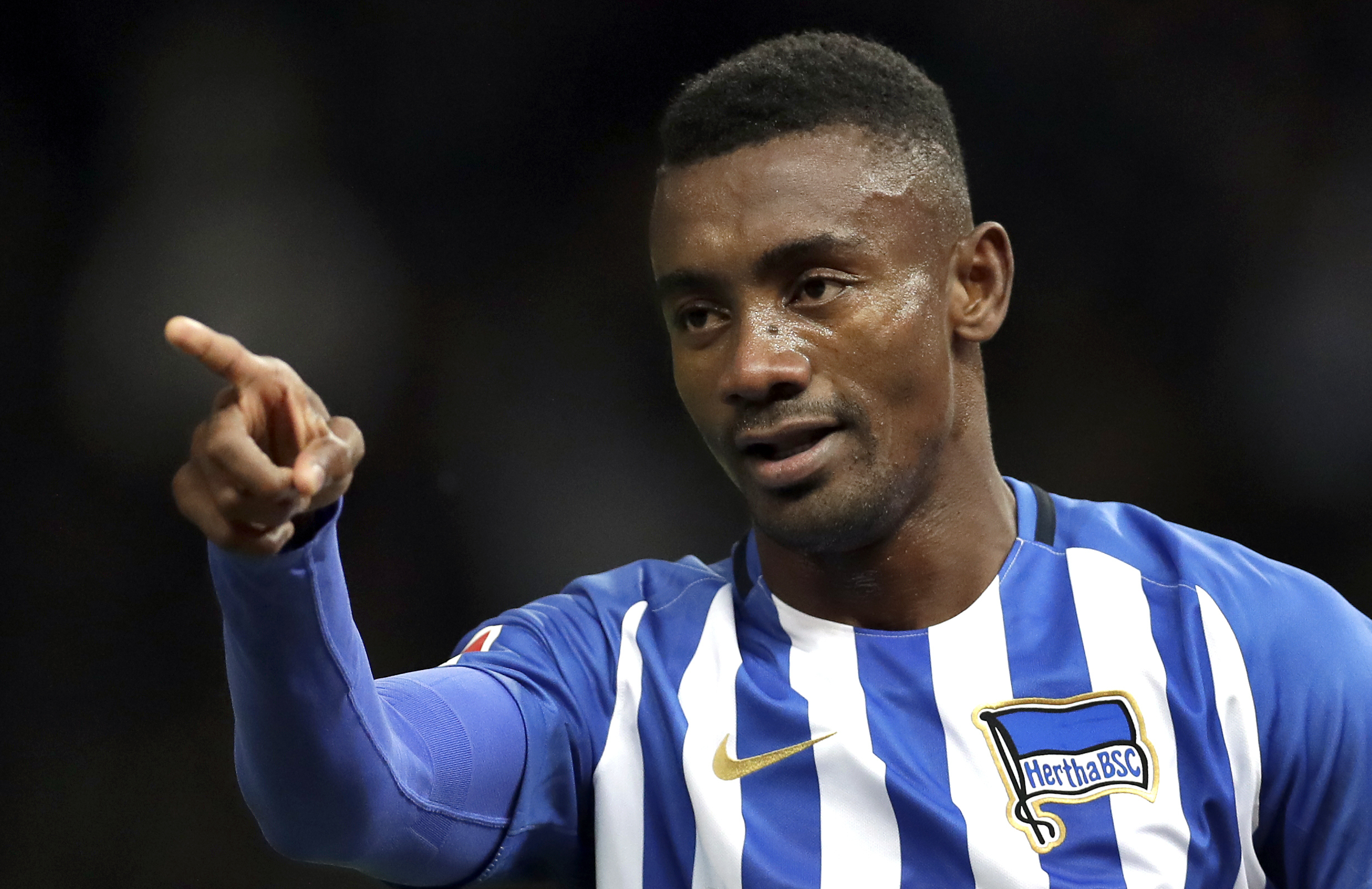 Hertha Berlin suspends Kalou for video flouting virus rules