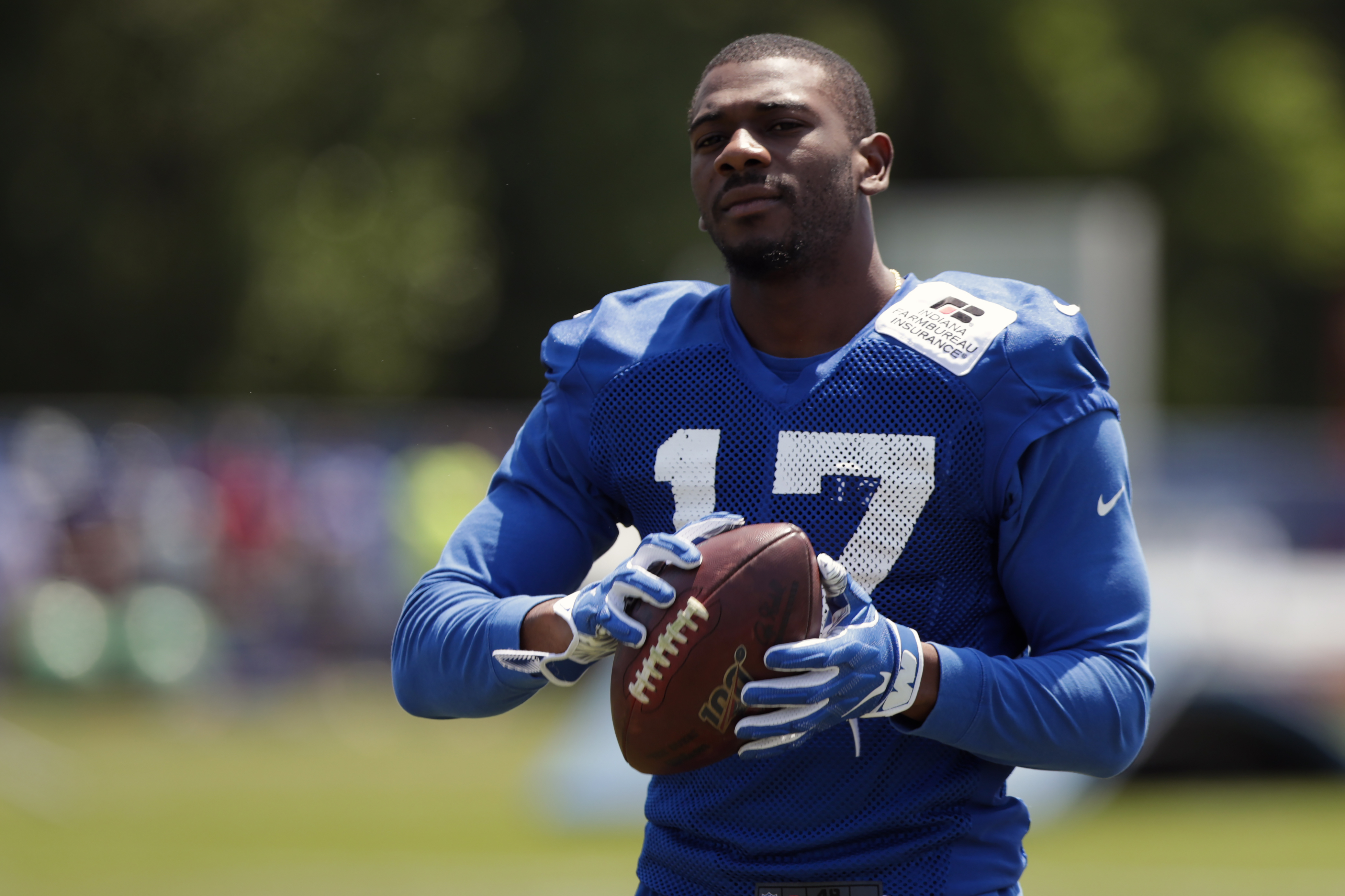 Packers sign former Colts wide receiver Devin Funchess