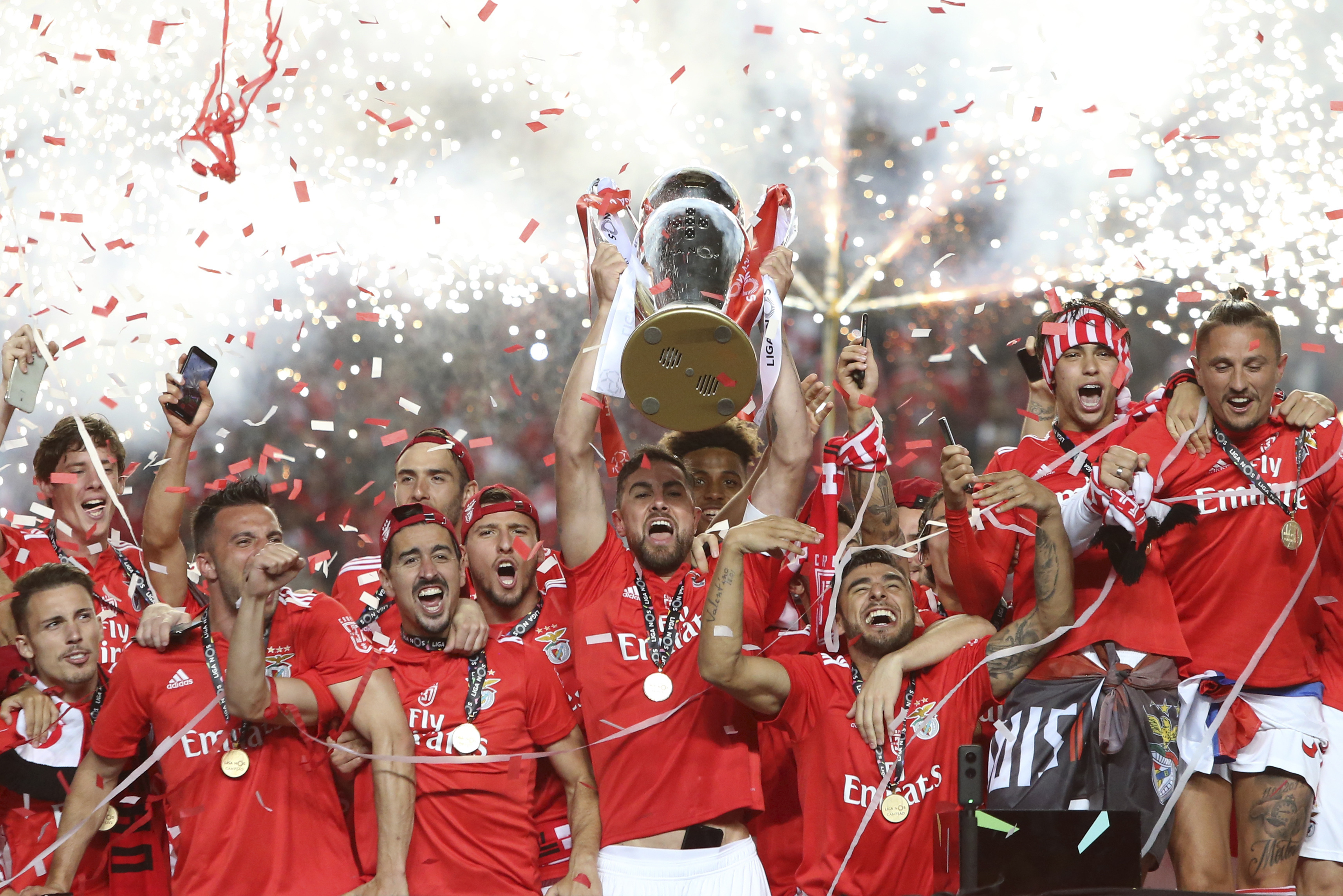 Portuguese soccer league next in line to resume in Europe