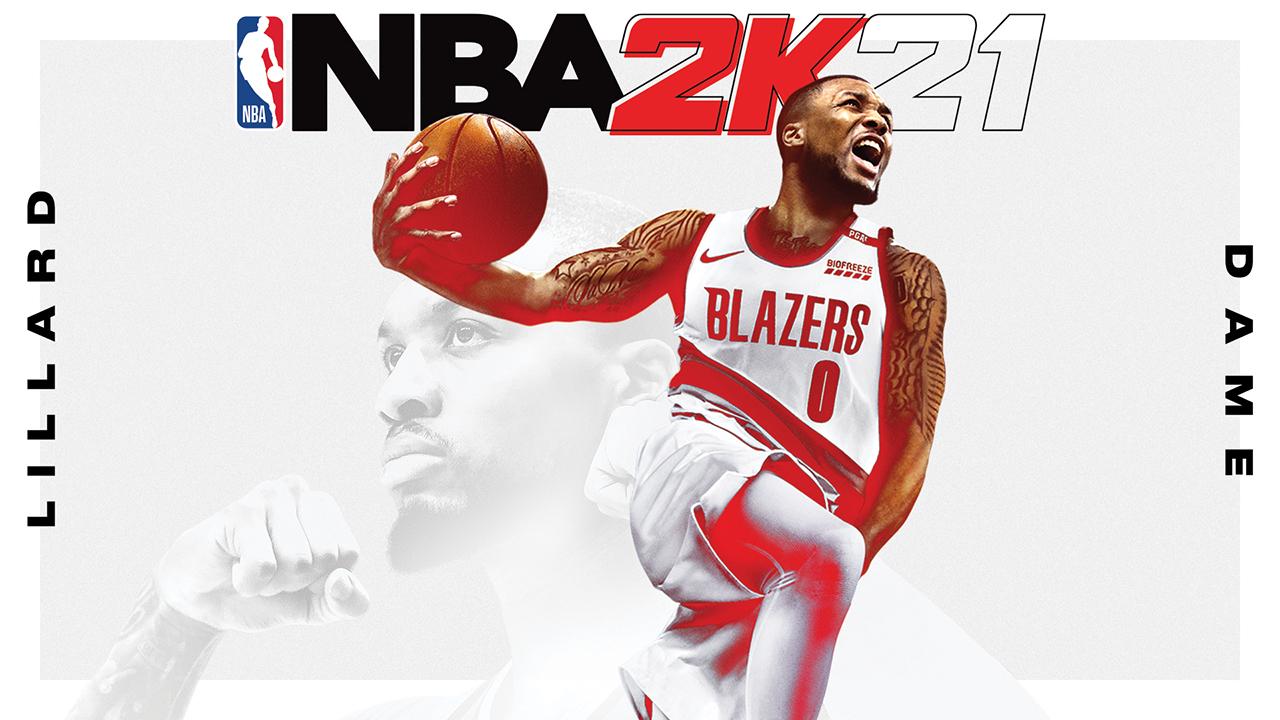 Kobe to Grace NBA 2K21 Cover