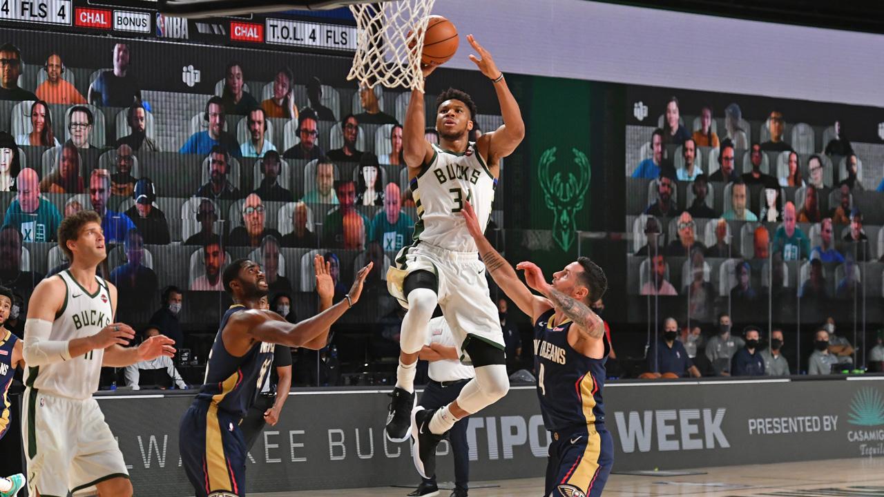 The NBA Bubble Enters The Spotlight