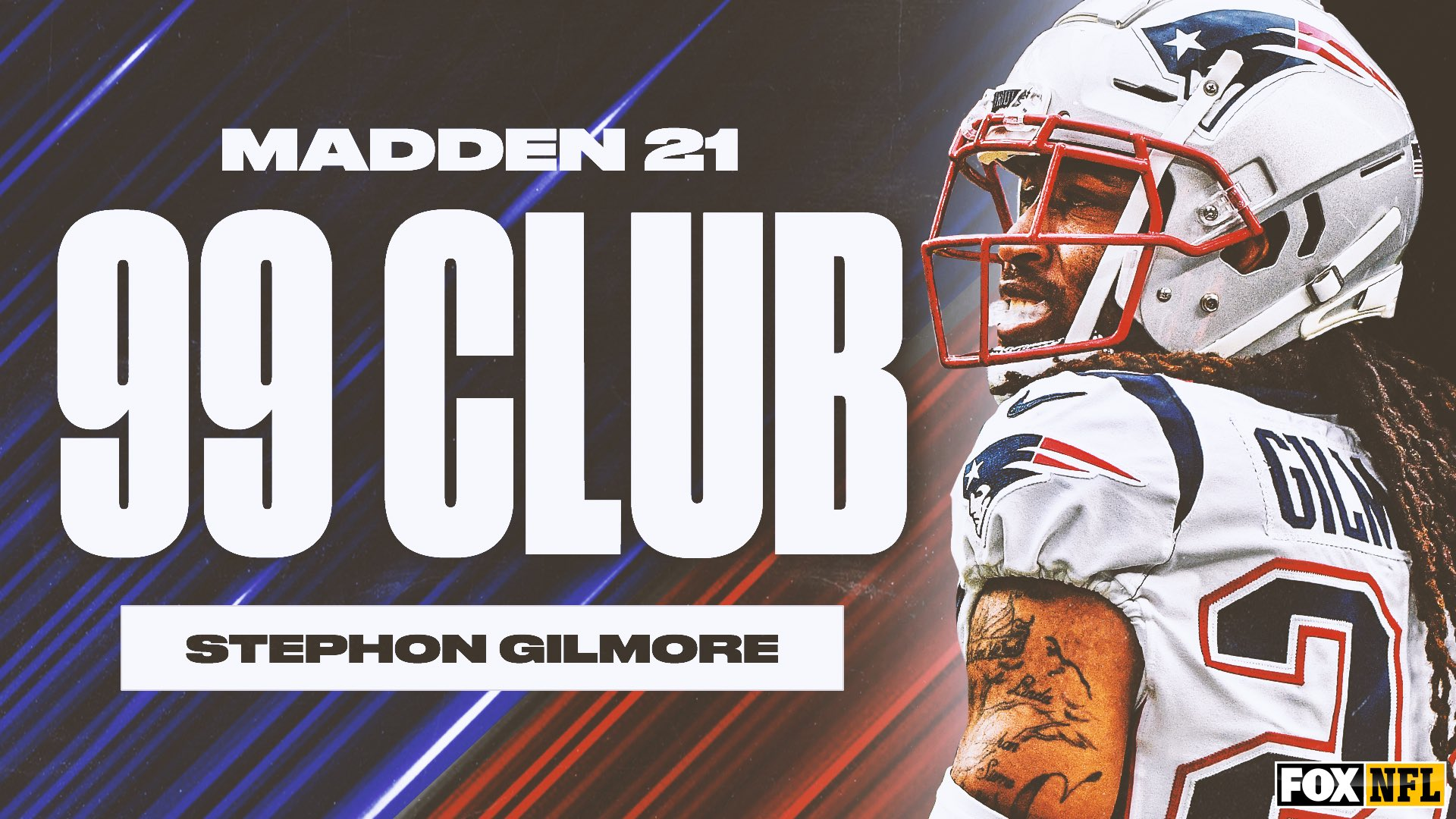 Gilmore Added to Madden '99 Club'