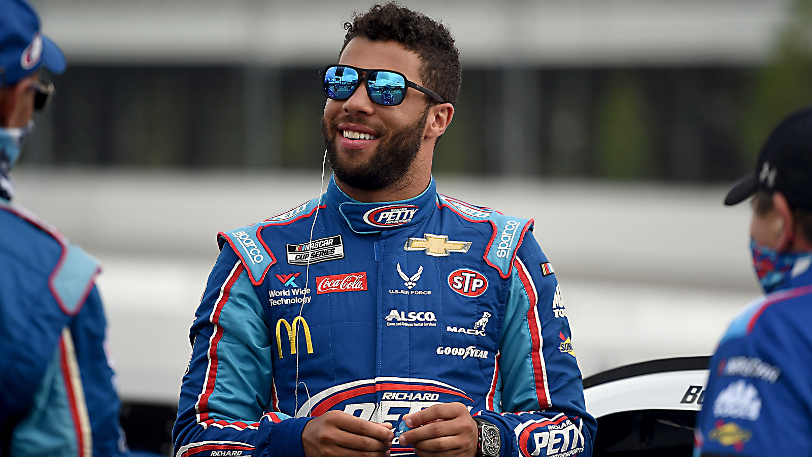 Bubba Wallace: NASCAR Owner?