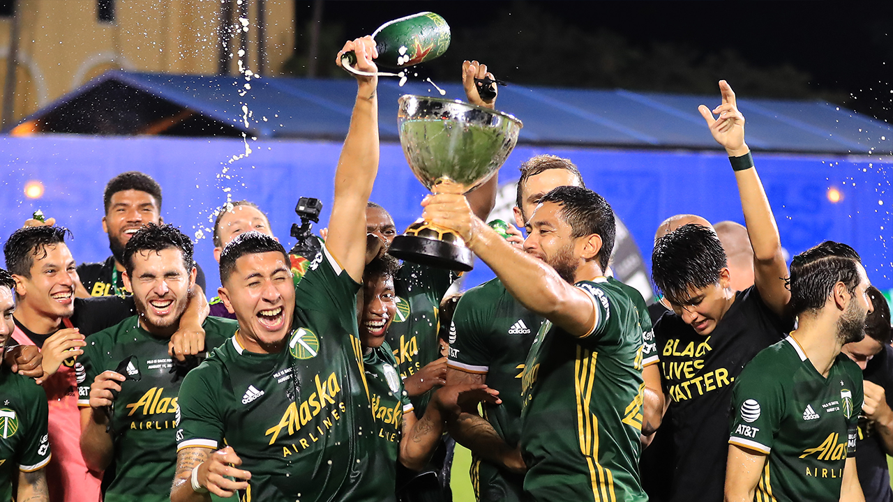 Timbers Win Inaugural MLS Tournament