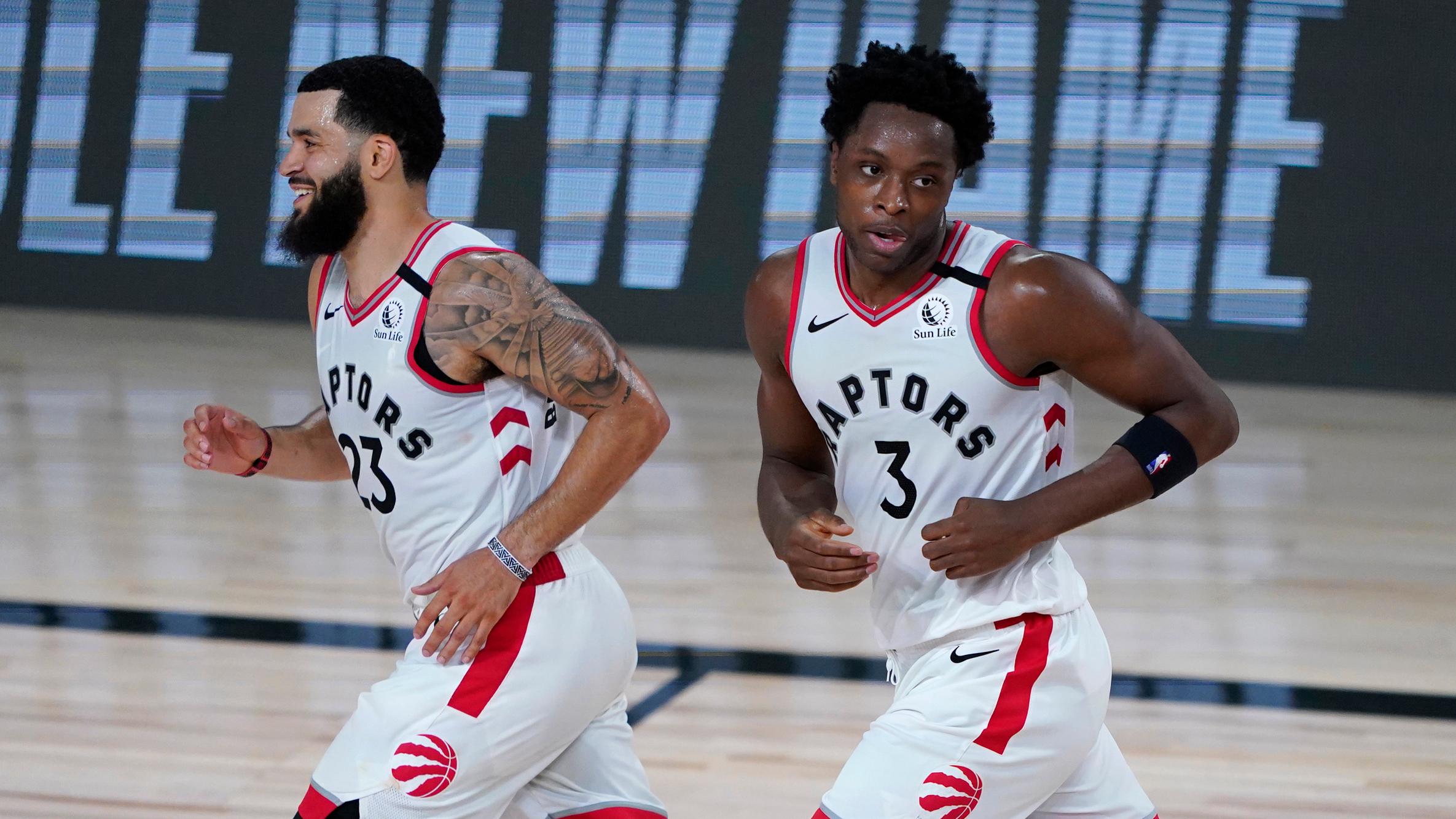 An NBA Sleeper Is Emerging