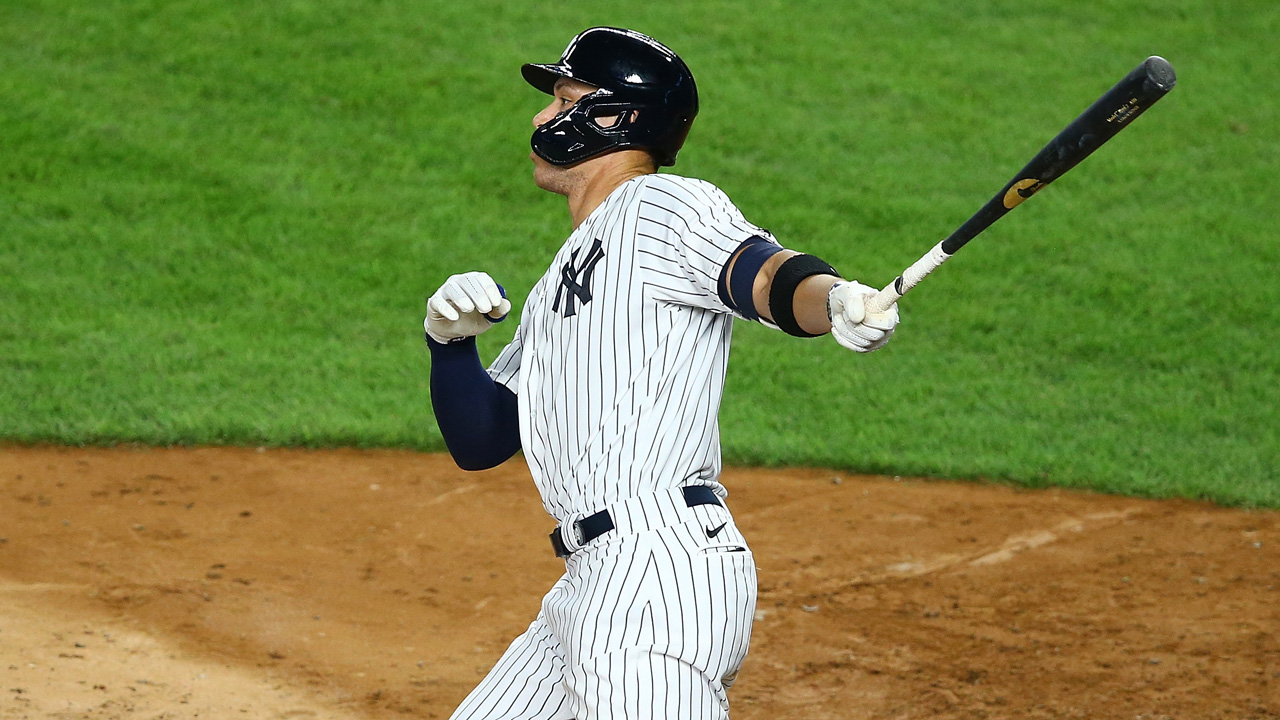 Aaron Judge Cannot Be Stopped