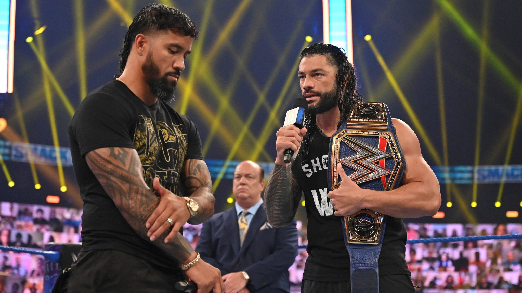 SmackDown Recap: Reigns Unleashed