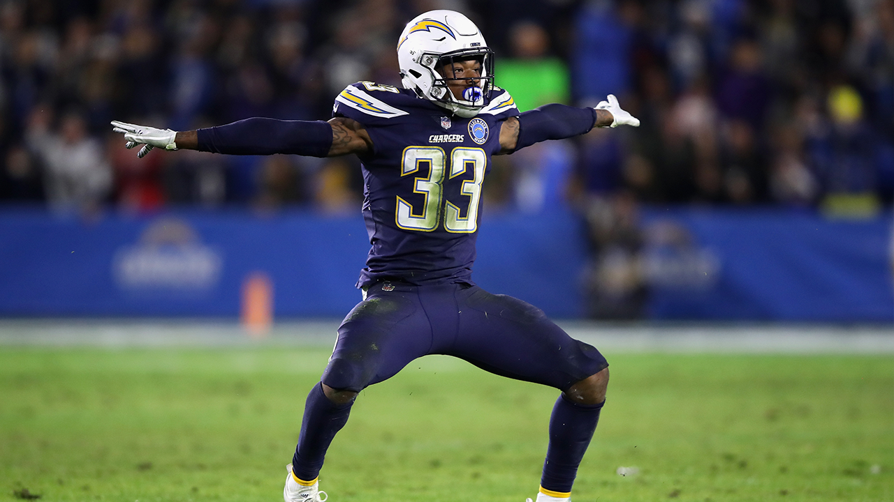 Chargers' James Out for Season