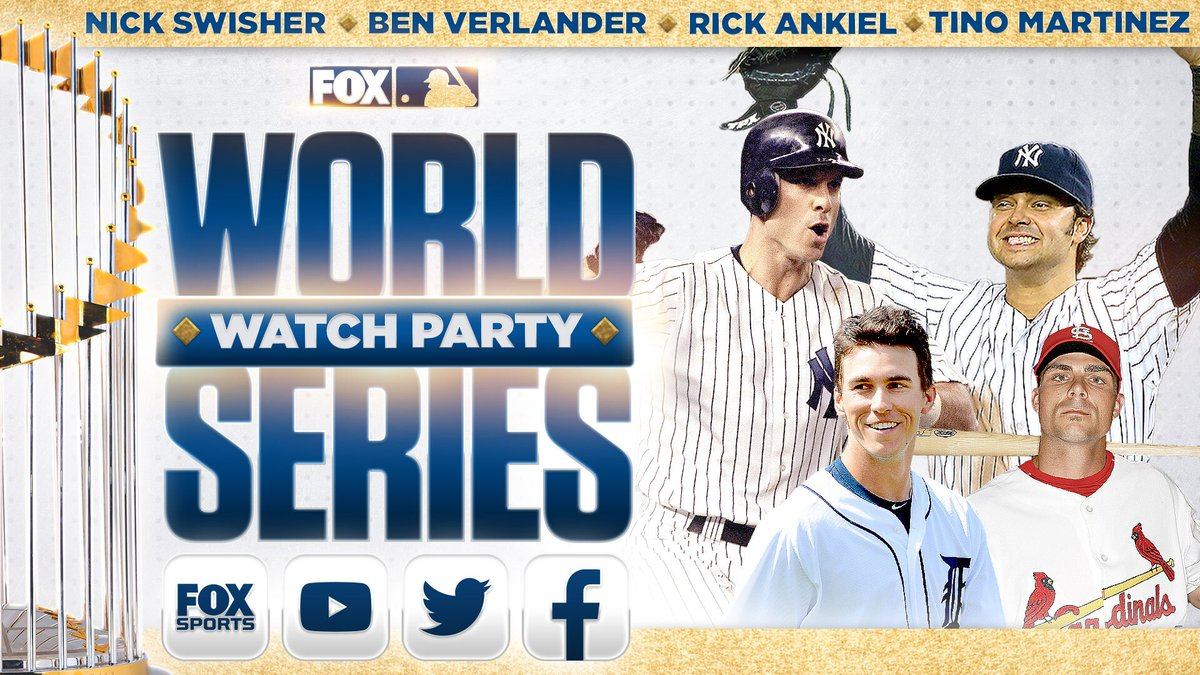 World Series Watch Party: Game 6