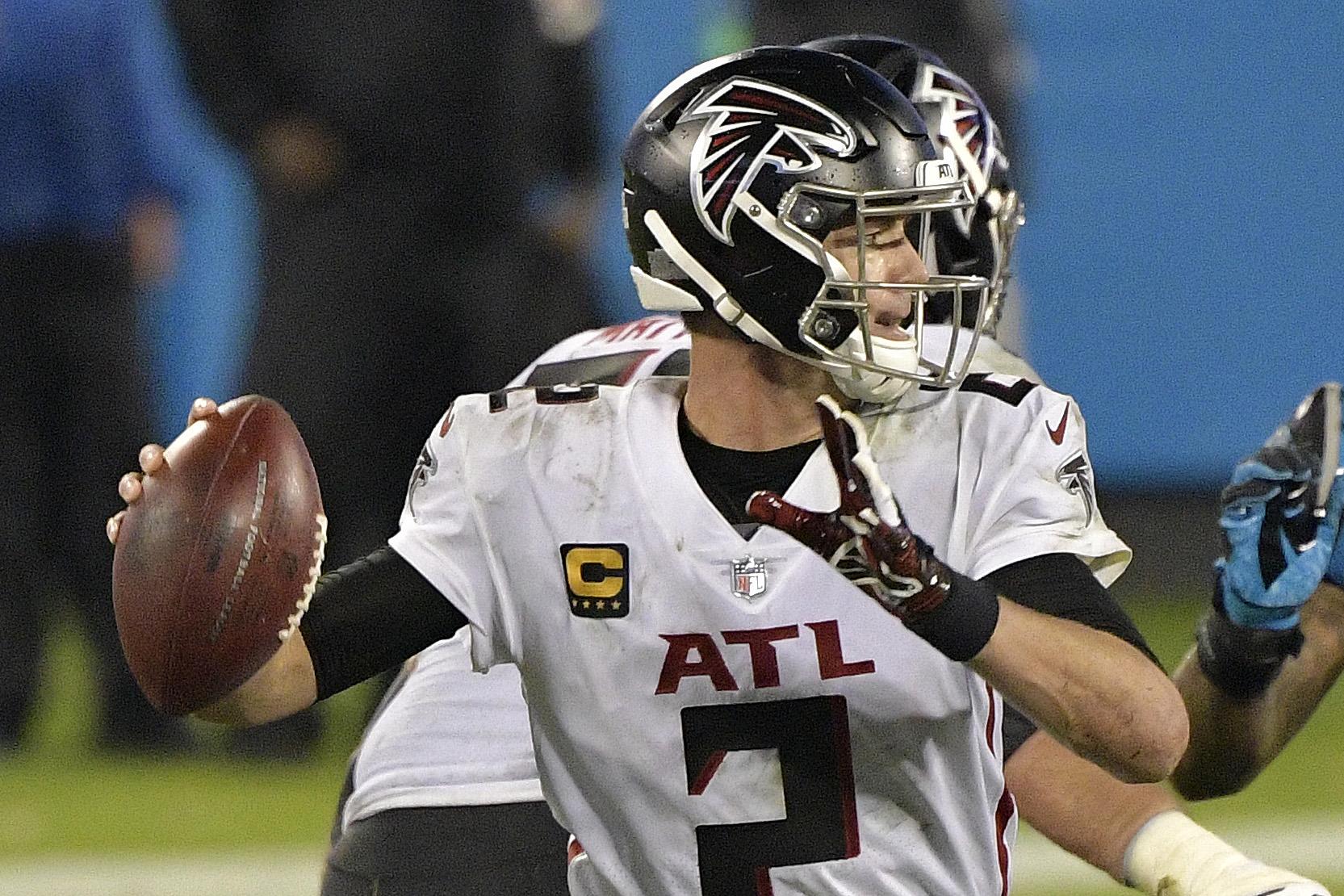 Falcons Take Flight, Beat Panthers On TNF