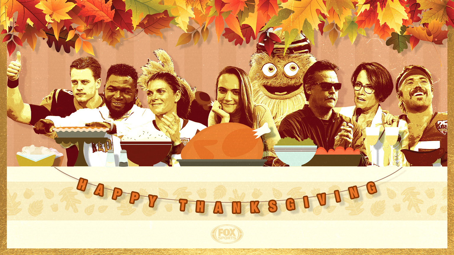 Happy Thanksgiving To The People