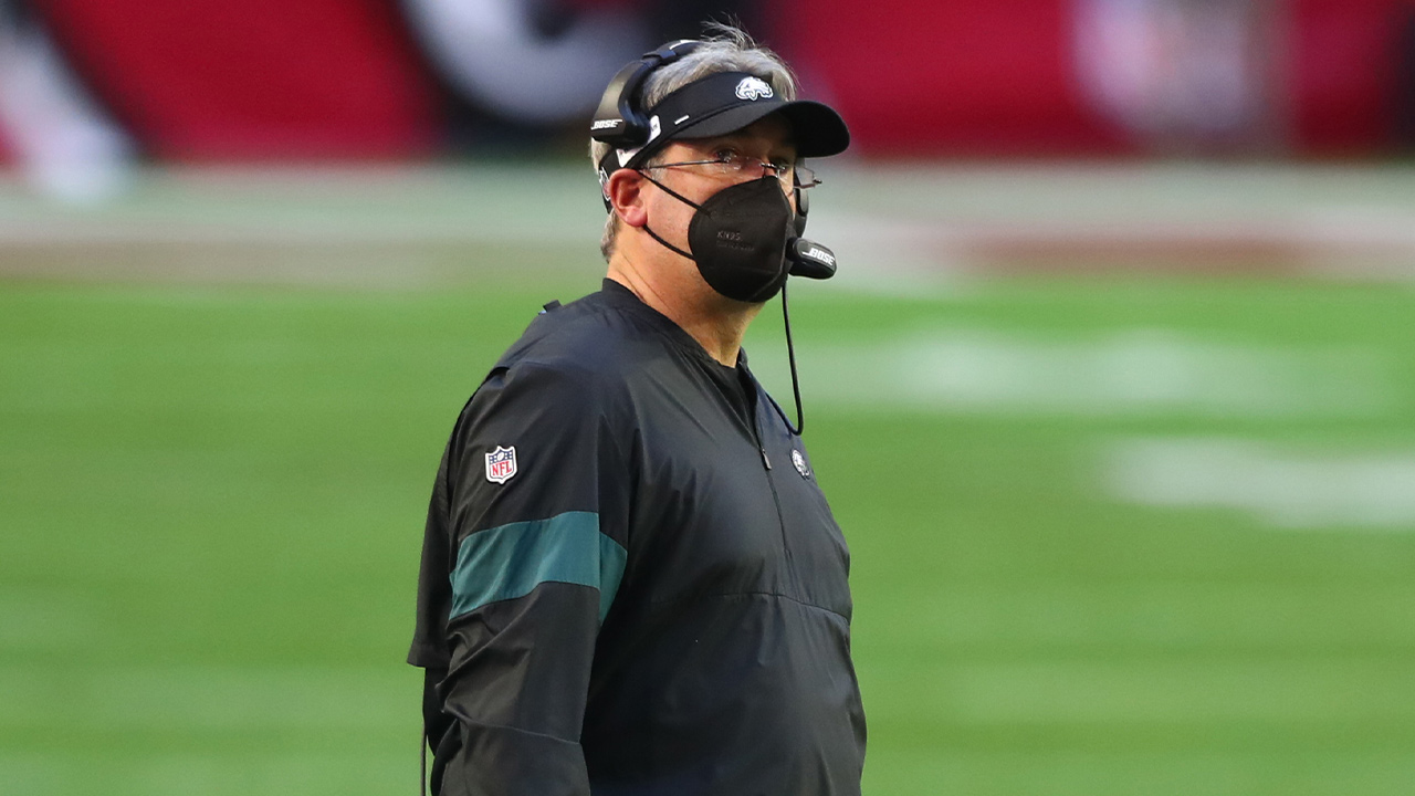 Doug Pederson Ousted in Philadelphia