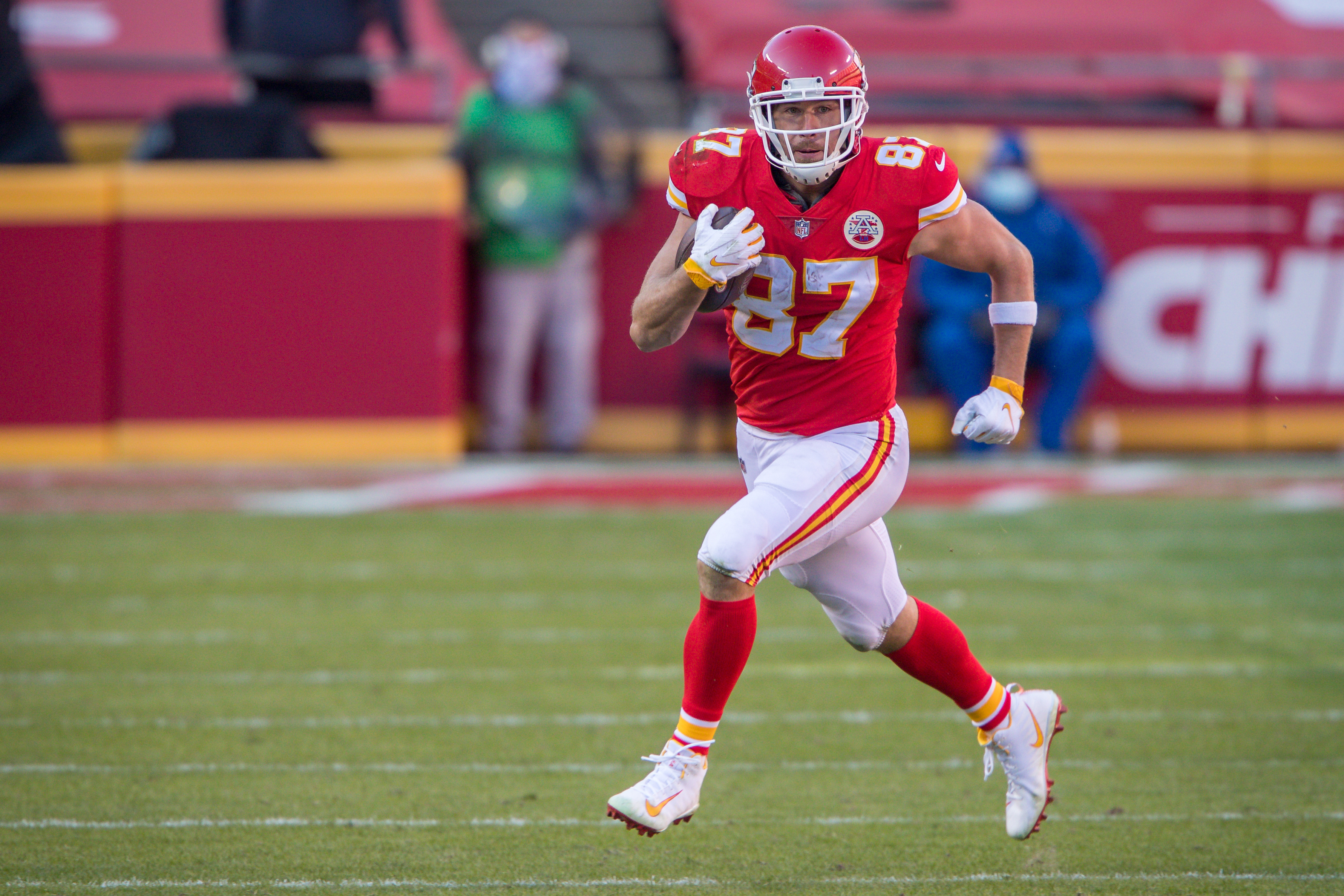 Travis Kelce Stops By 'Club Shay Shay'