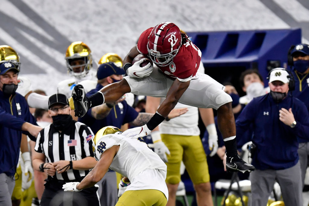 Picking the best offensive players in the 2021 NFL Draft