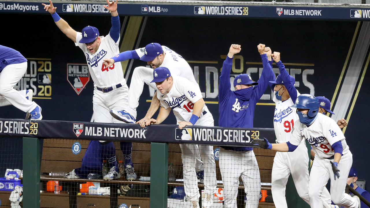 Ranking MLB's offenses, from the Los Angeles Dodgers to the Pittsburgh Pirates