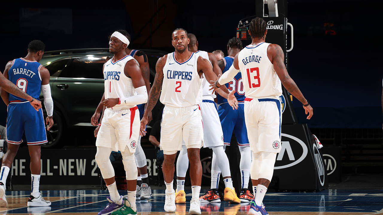 Are the LA Clippers the deepest team in the NBA?