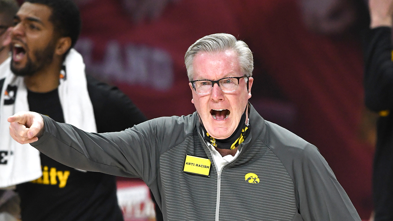 Why Iowa's Fran McCaffery is college basketball's most misunderstood coach